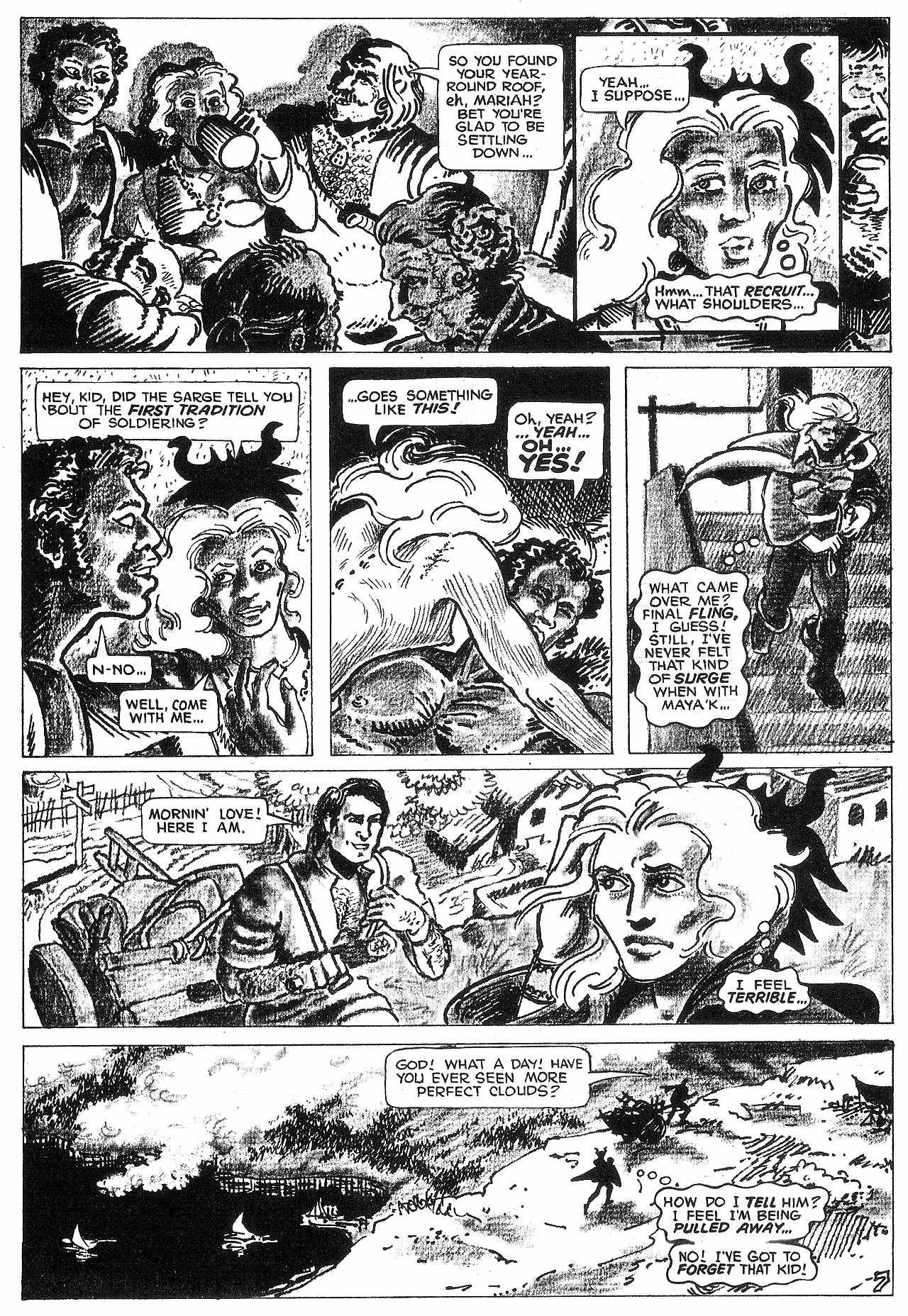 Read online Star*Reach comic -  Issue #10 - 34