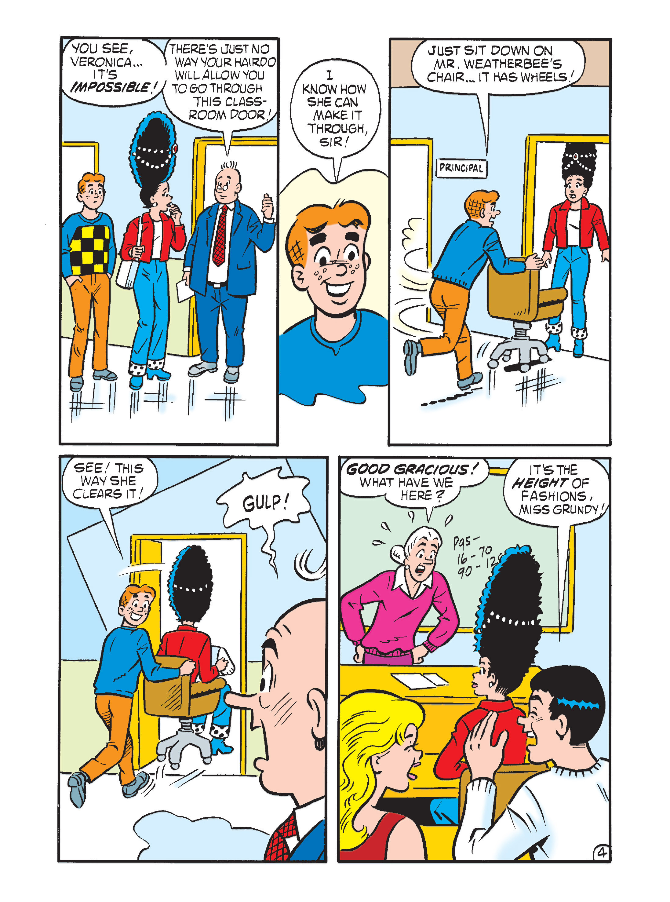 Read online Archie 1000 Page Comics Bonanza comic -  Issue #2 (Part 1) - 69