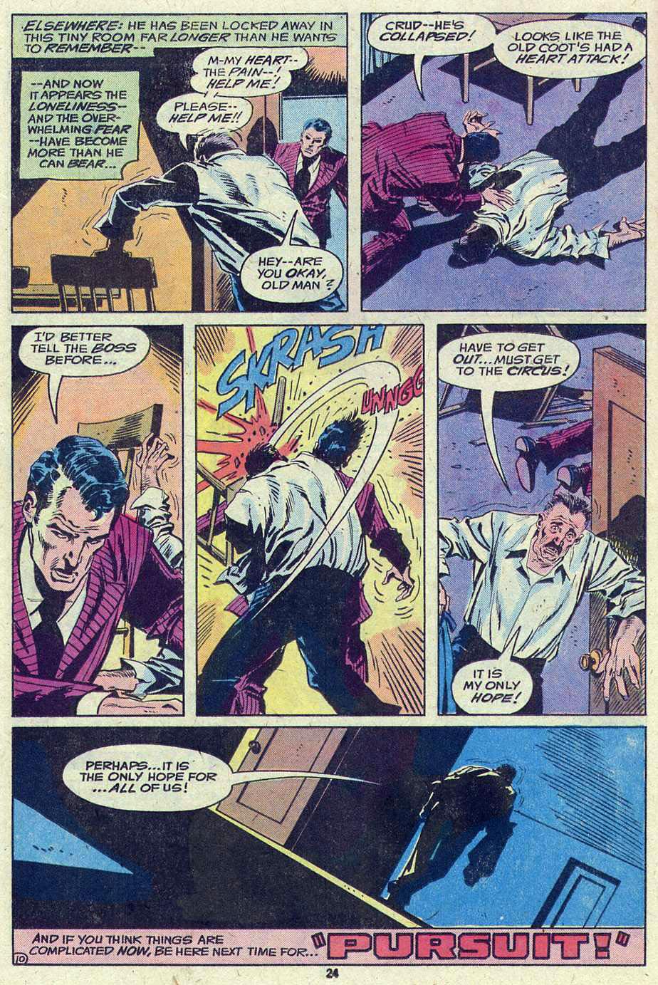 Read online Adventure Comics (1938) comic -  Issue #460 - 24
