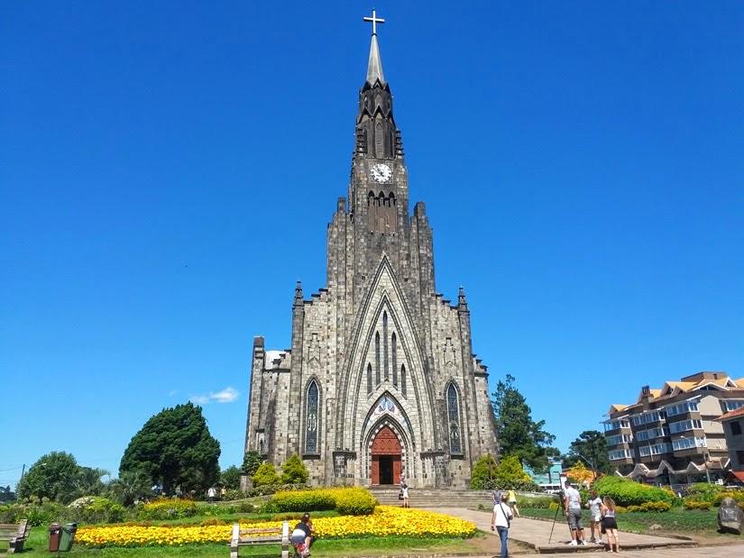 Catedral de Pedra - Rio Grande do Sul - Diário de Bordo - Canela