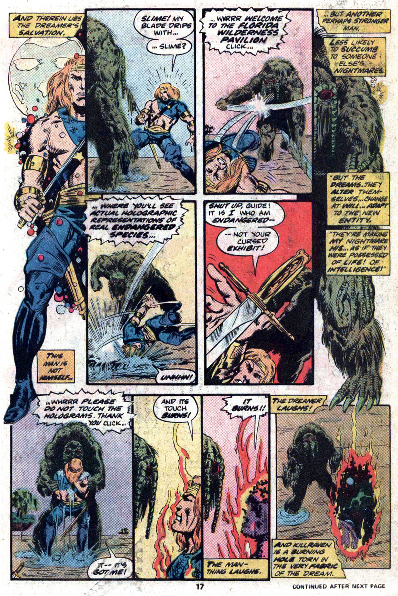 Read online Amazing Adventures (1970) comic -  Issue #38 - 19