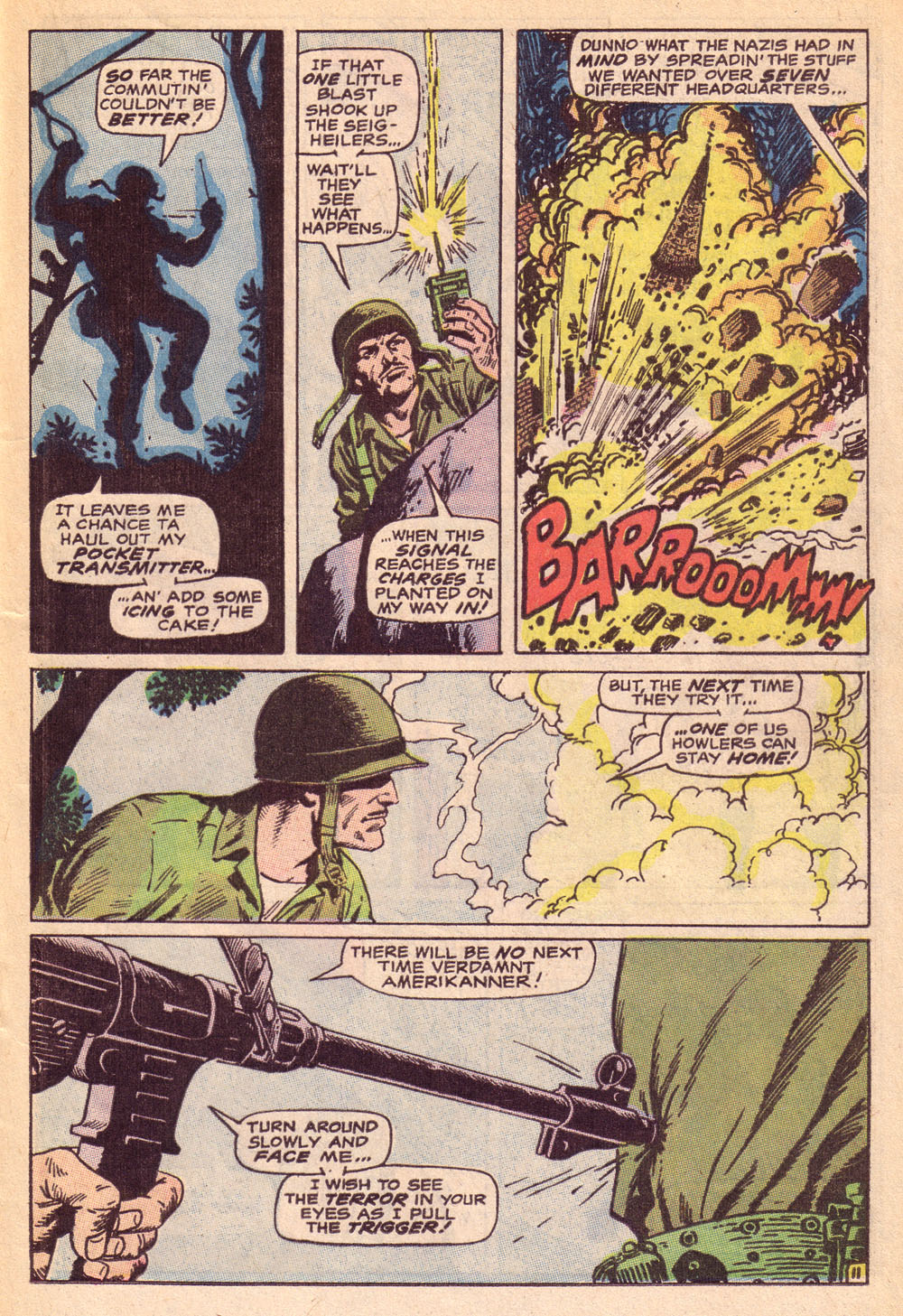 Read online Sgt. Fury comic -  Issue #74 - 17