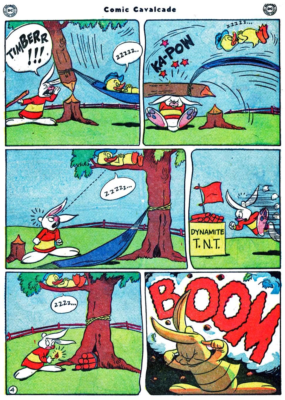 Comic Cavalcade issue 40 - Page 41