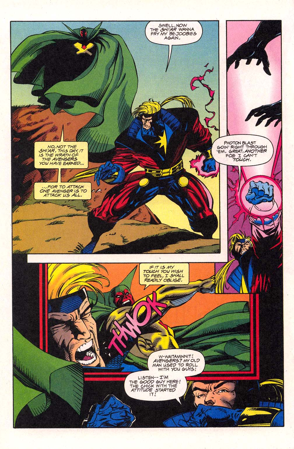 Avengers Unplugged issue 5 - Page 17
