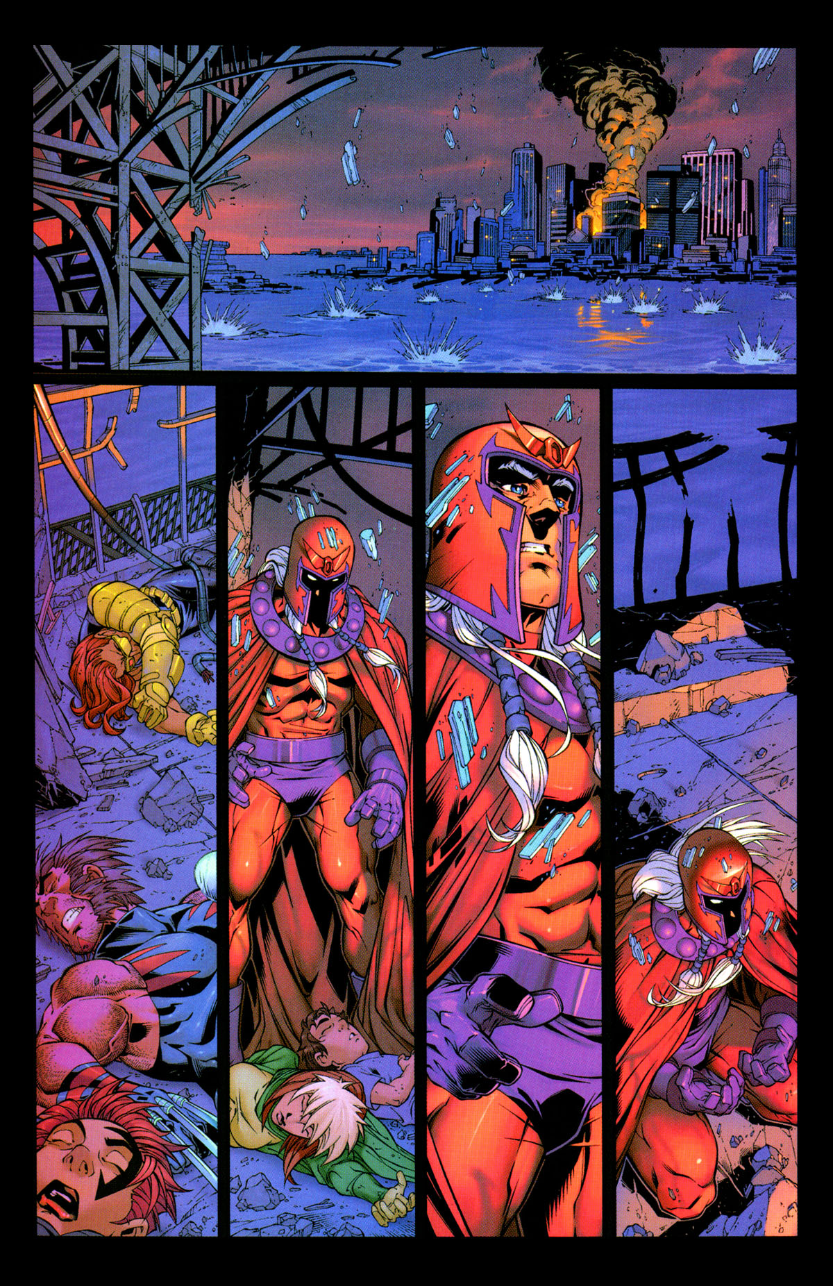 Read online X-Men: Age of Apocalypse One-Shot comic -  Issue # Full - 29