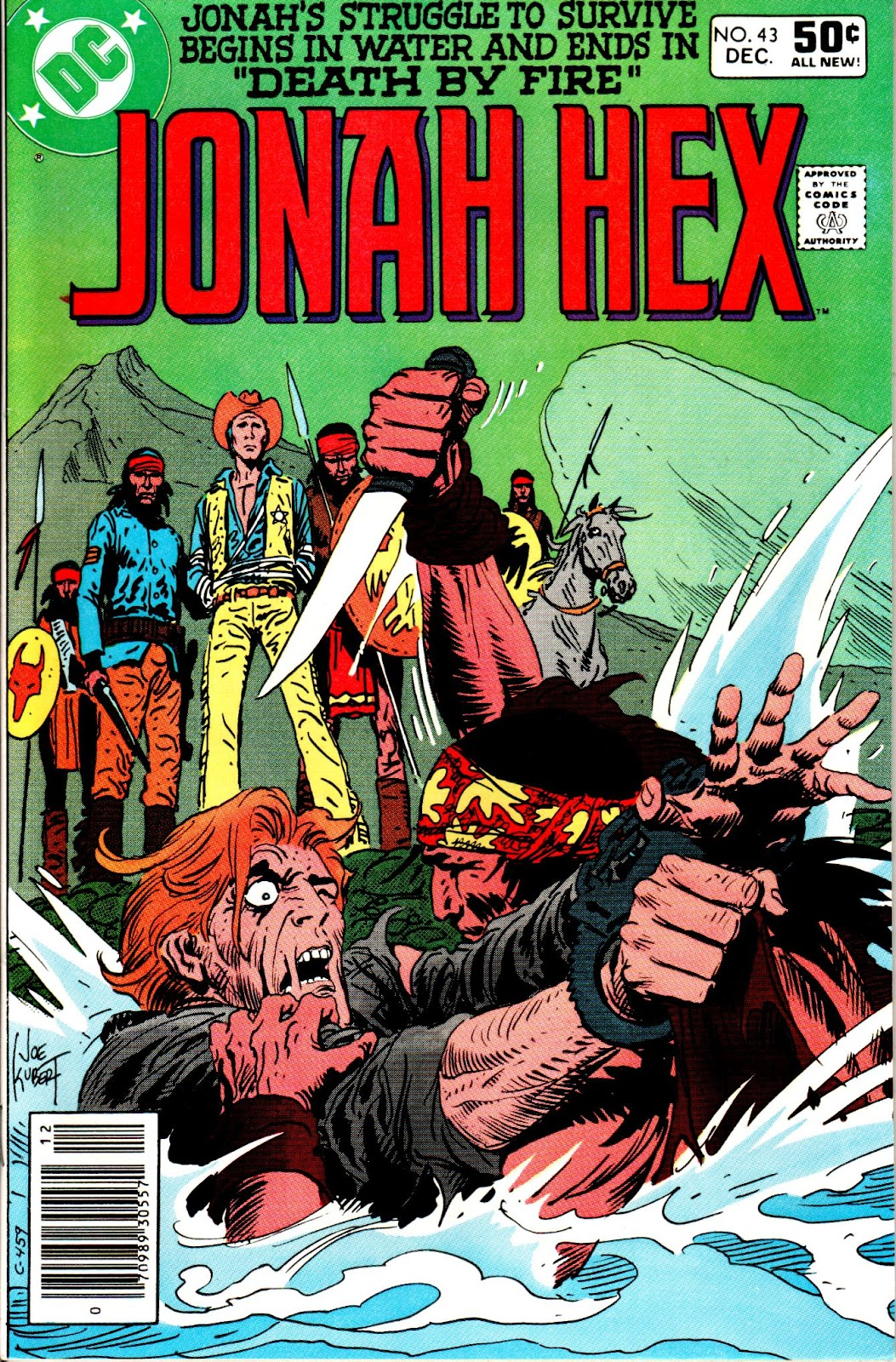 Jonah Hex (1977) 43 Page 1