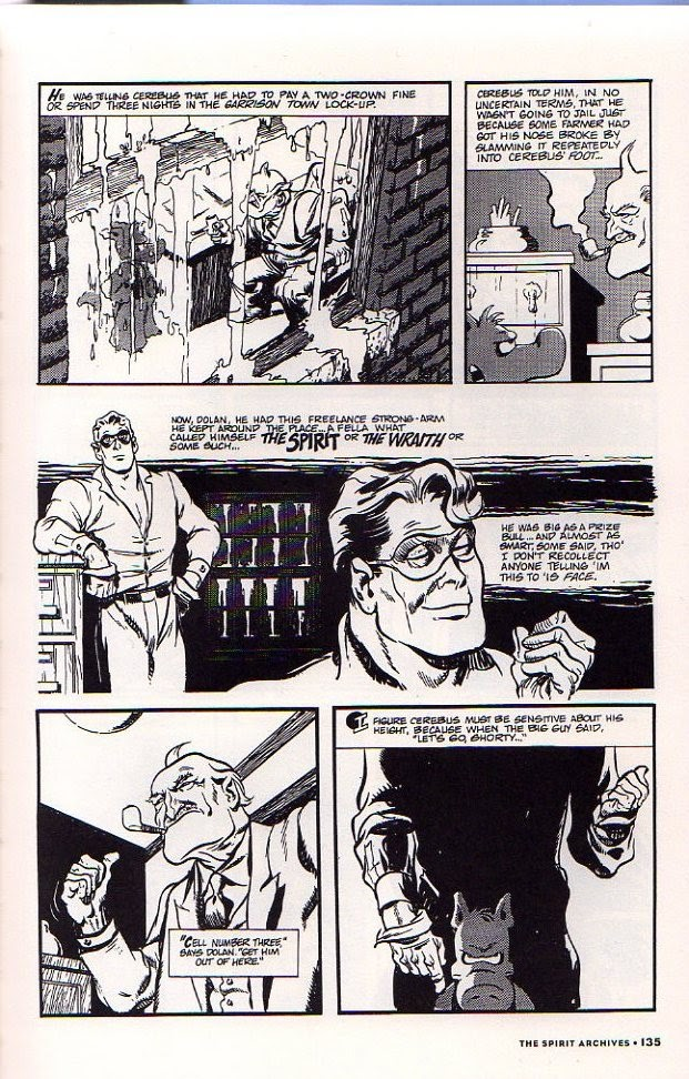 Read online Will Eisner's The Spirit Archives comic -  Issue # TPB 26 (Part 2) - 42