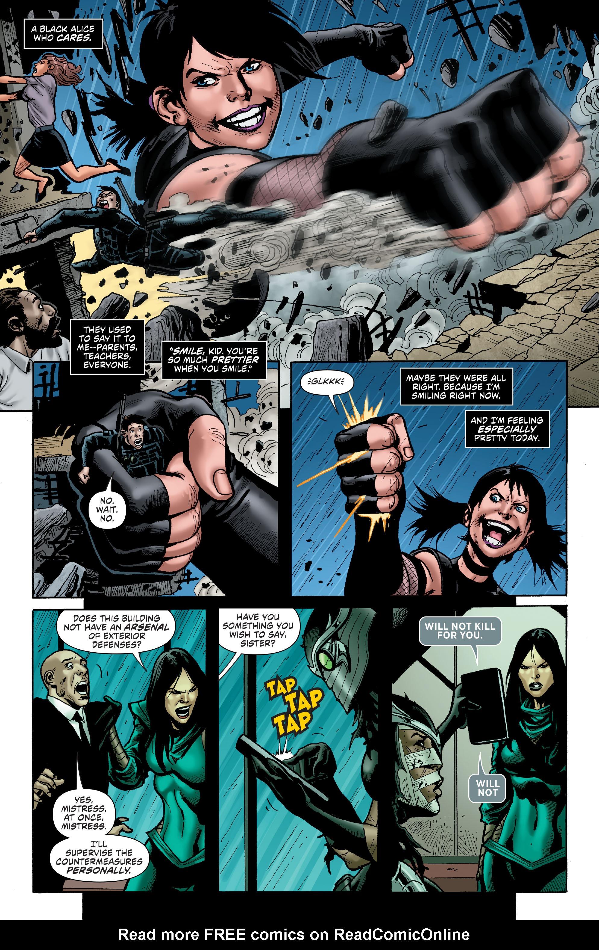 Read online Secret Six (2015) comic -  Issue #14 - 5