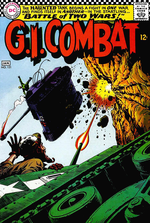 G.I. Combat (1952) 121 Page 1