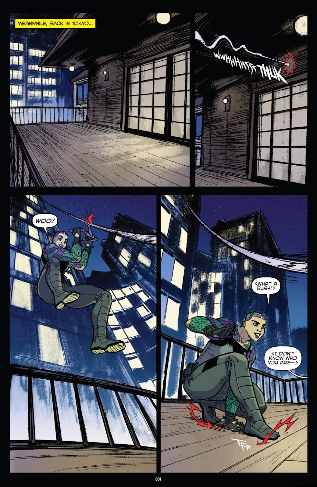 Read online Teenage Mutant Ninja Turtles: The IDW Collection comic -  Issue # TPB 9 (Part 3) - 98