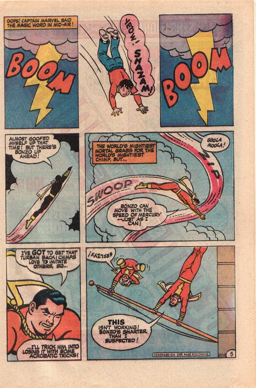 Read online Shazam! (1973) comic -  Issue #9 - 29