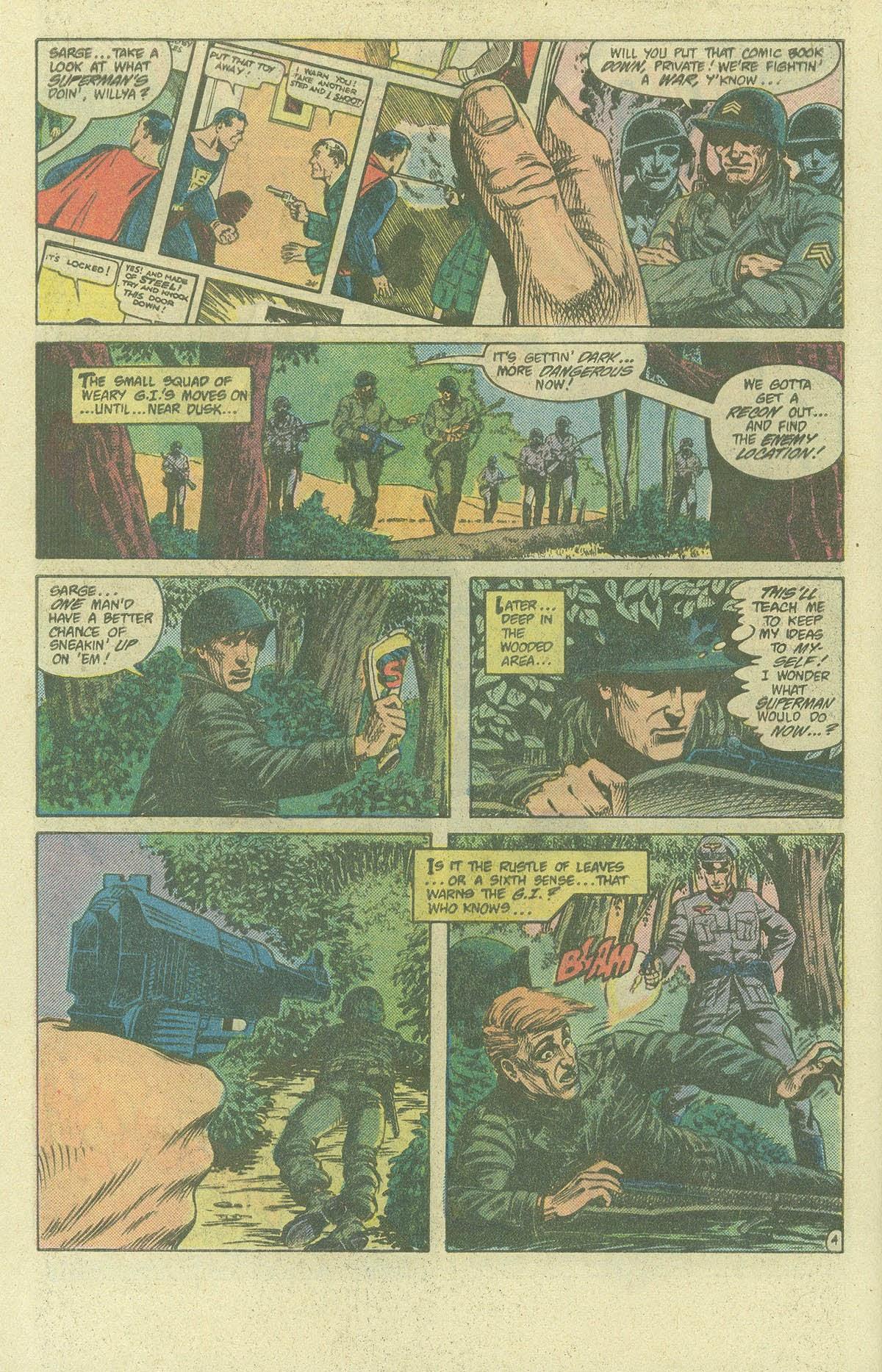 Read online Sgt. Rock comic -  Issue #400 - 27