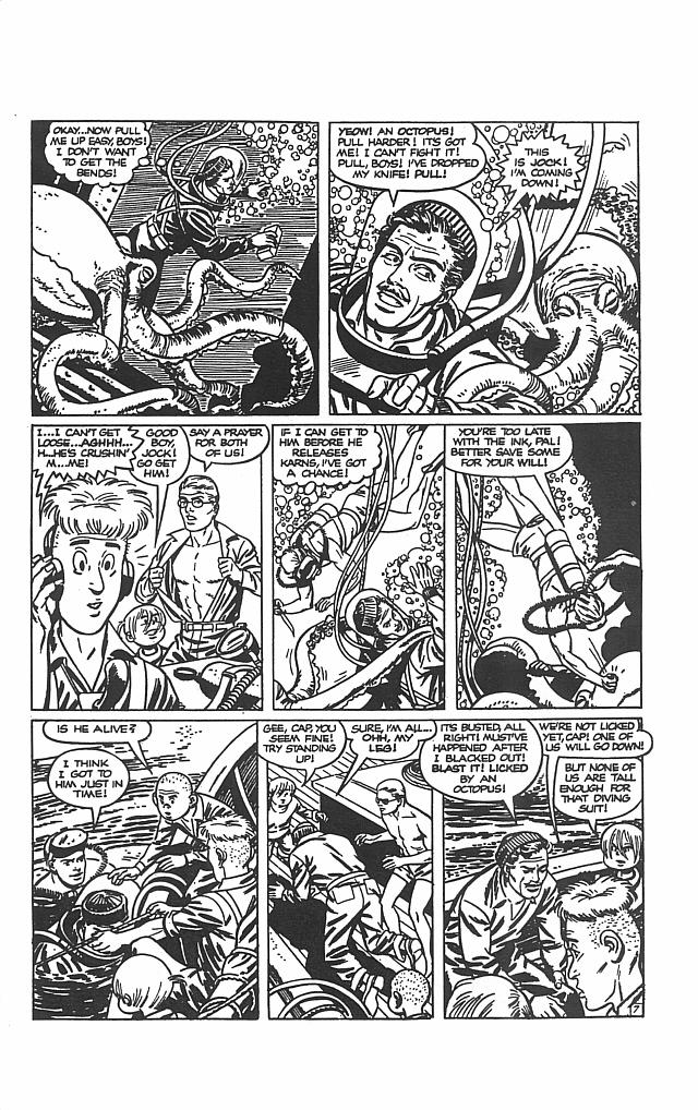 Read online Men of Mystery Comics comic -  Issue #40 - 39