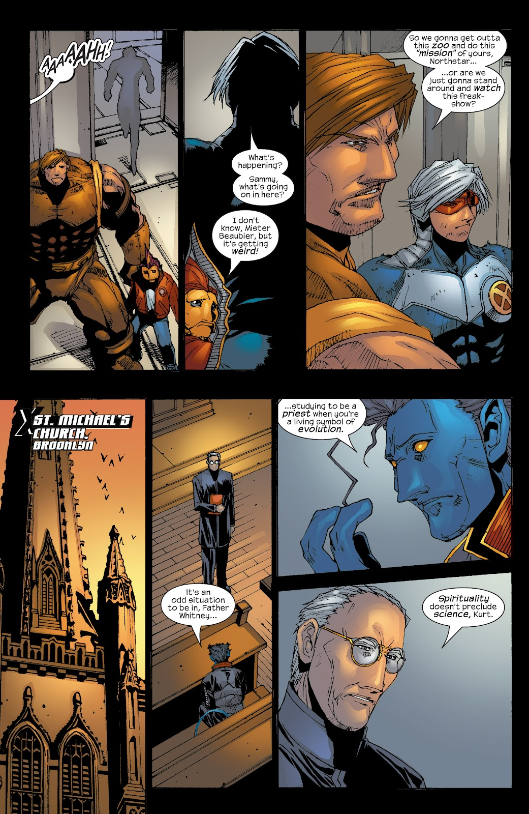 Read online X-Men: Unstoppable comic -  Issue # TPB (Part 3) - 57