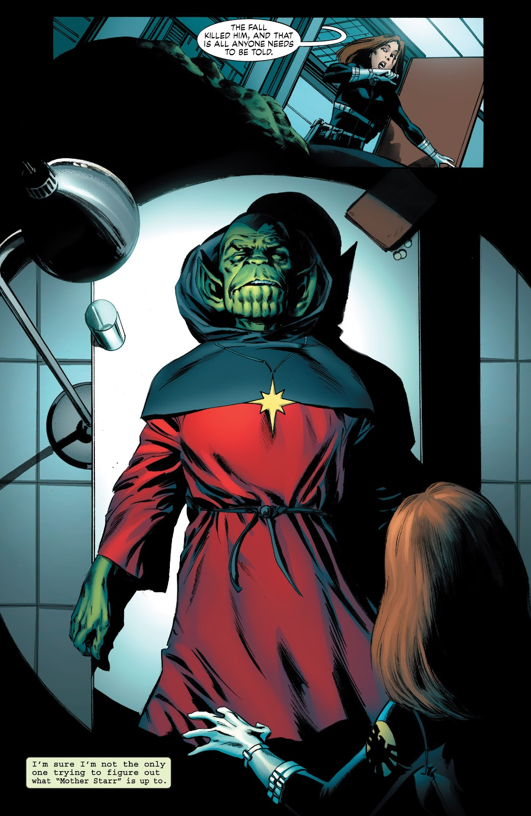 Read online Secret Invasion: Rise of the Skrulls comic -  Issue # TPB (Part 4) - 15