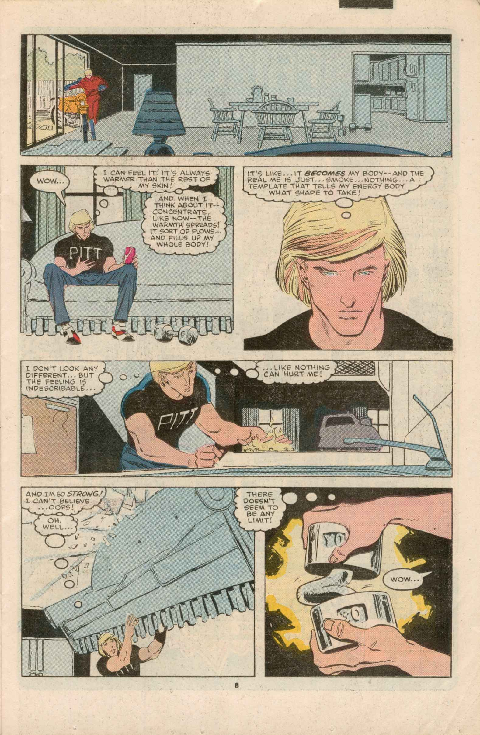 Read online Star Brand comic -  Issue #1 - 9