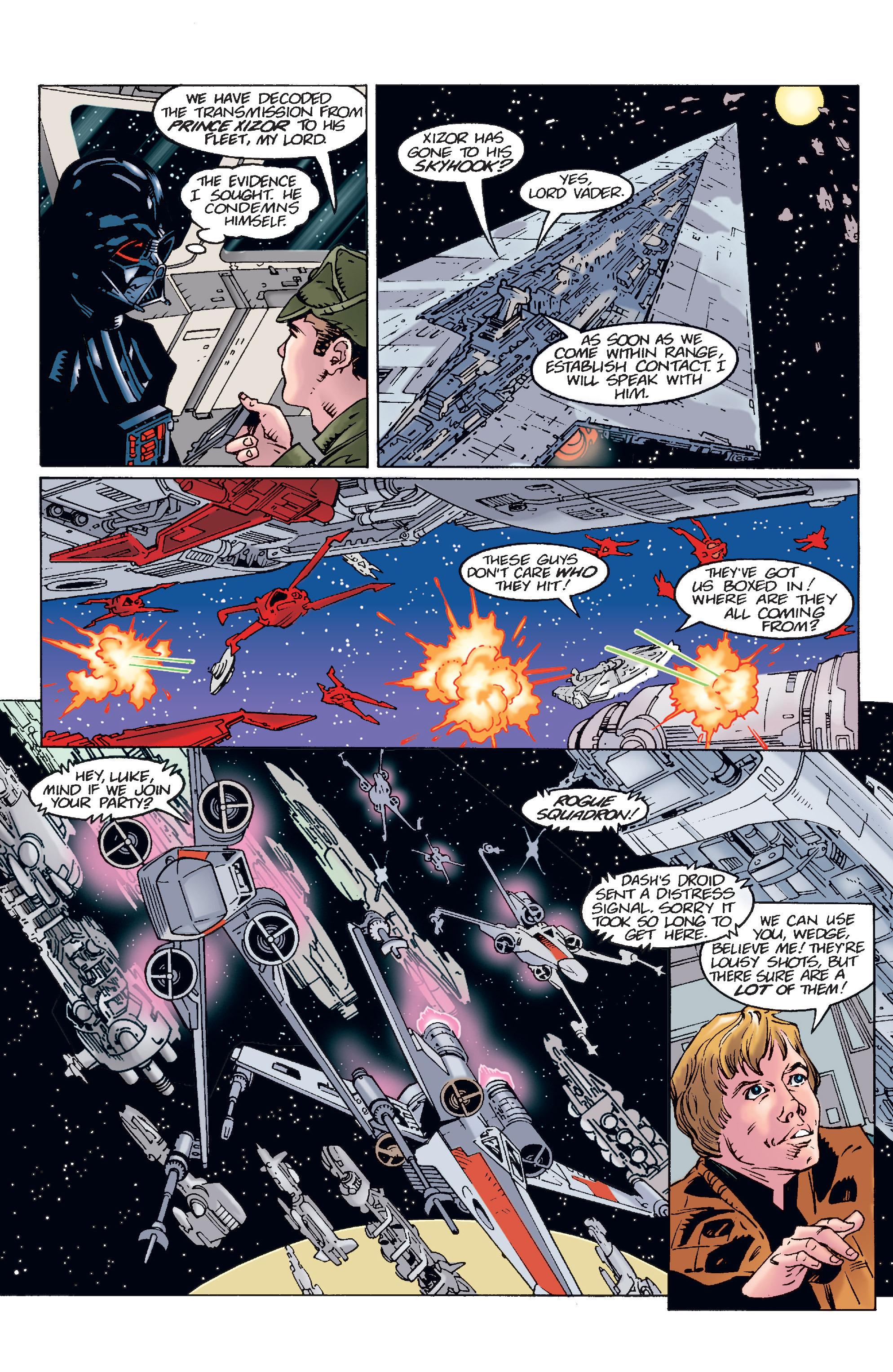 Read online Star Wars Omnibus comic -  Issue # Vol. 11 - 142