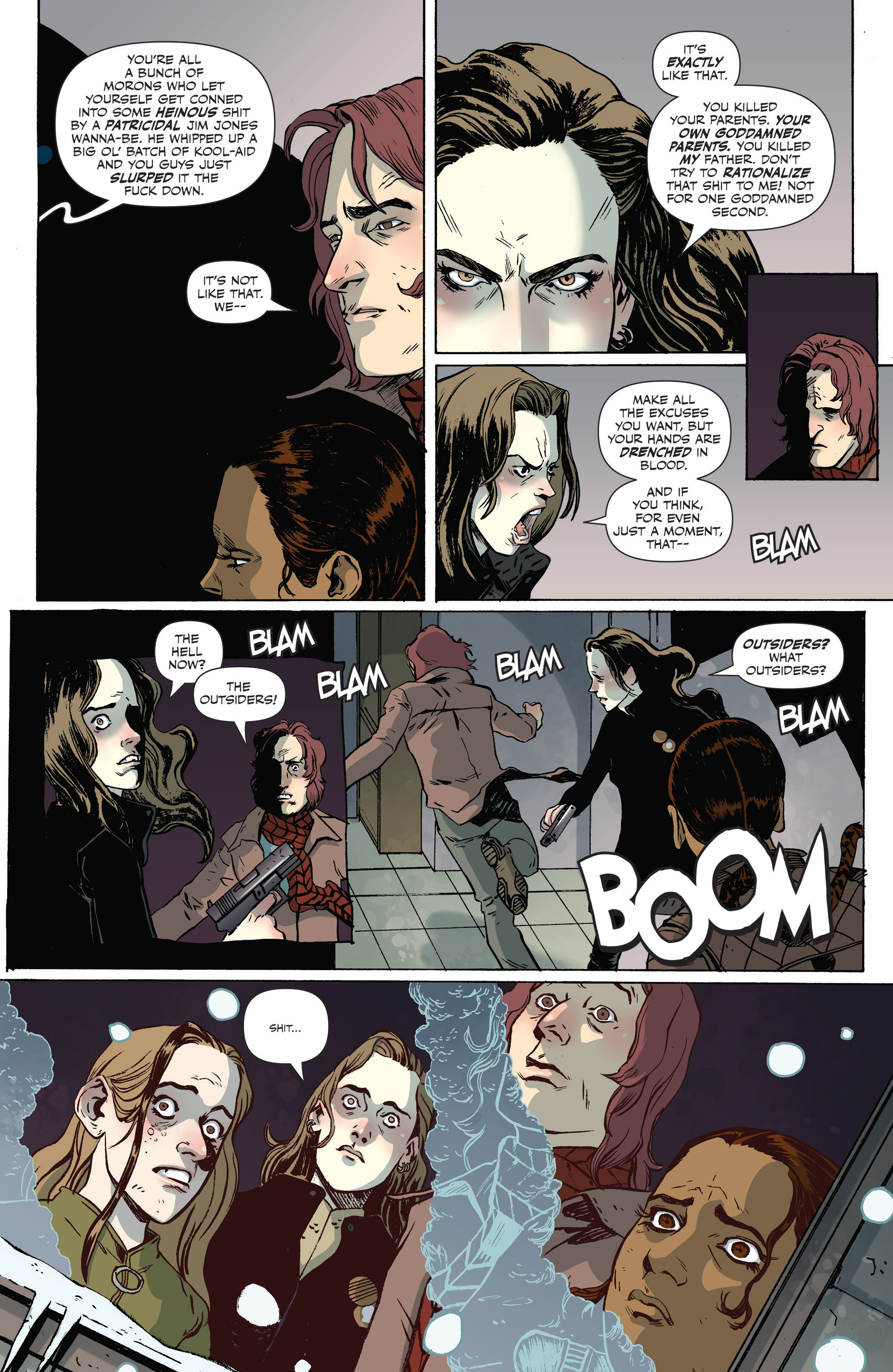 Read online Sheltered comic -  Issue #7 - 5