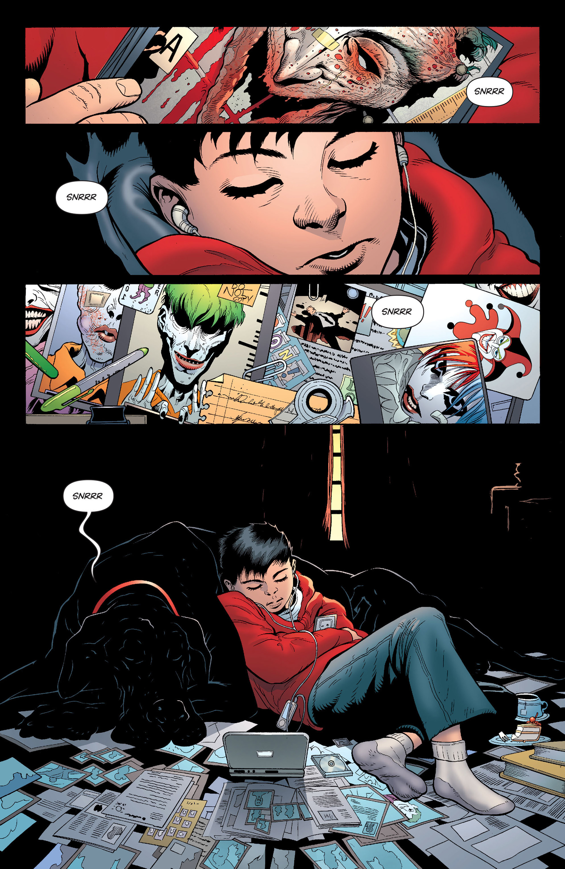 Read online Batman and Robin (2011) comic -  Issue #13 - 2