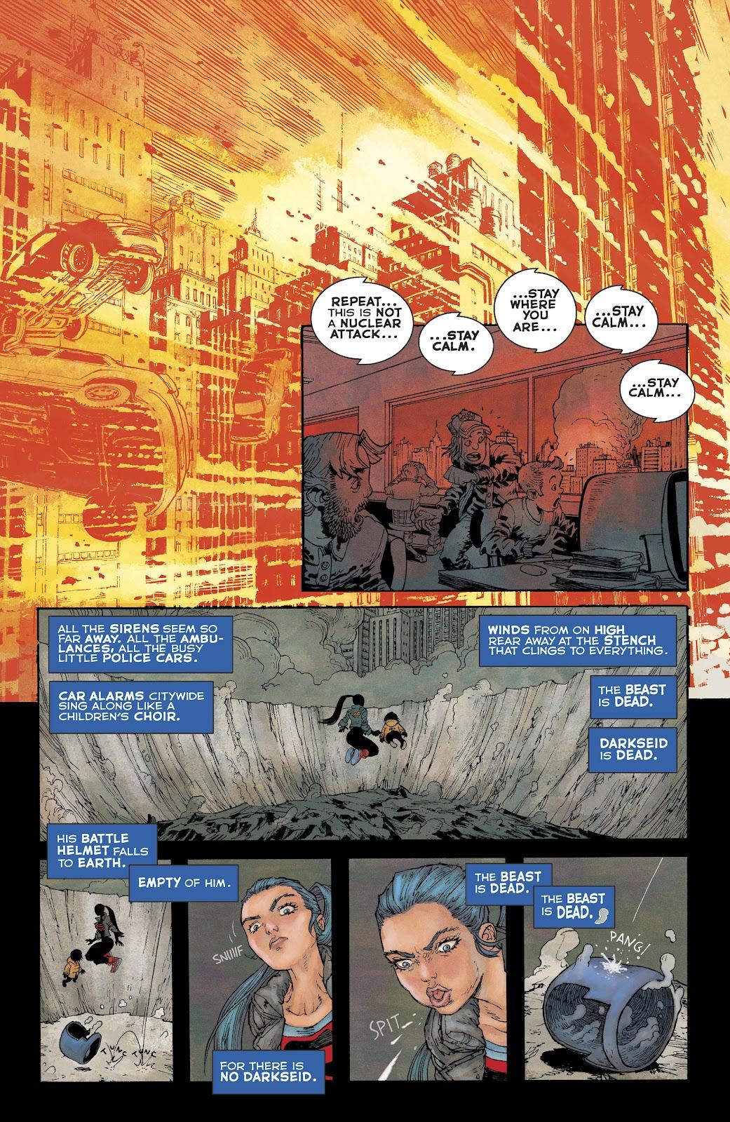 Dark Knight Returns: The Golden Child issue Full - Page 25
