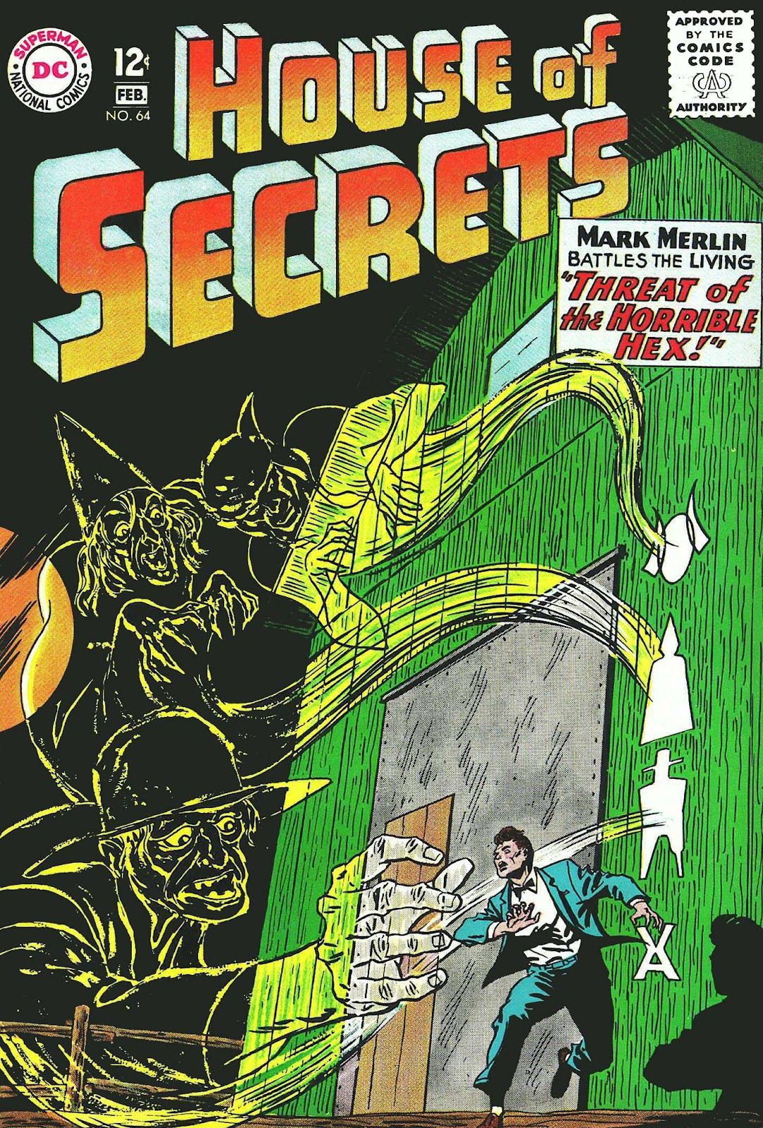 House of Secrets (1956) issue 64 - Page 1