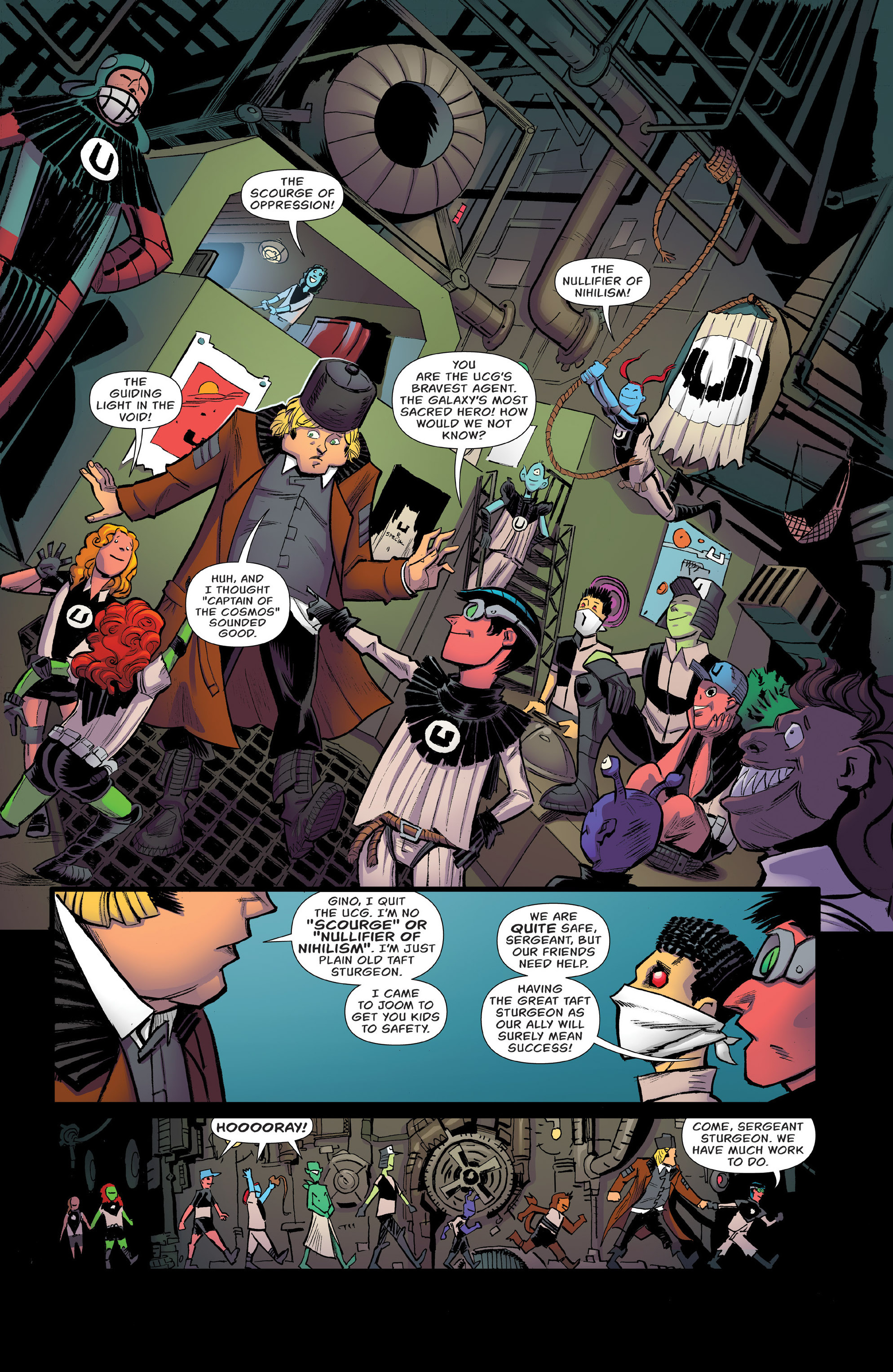 Read online Shutter comic -  Issue #27 - 26