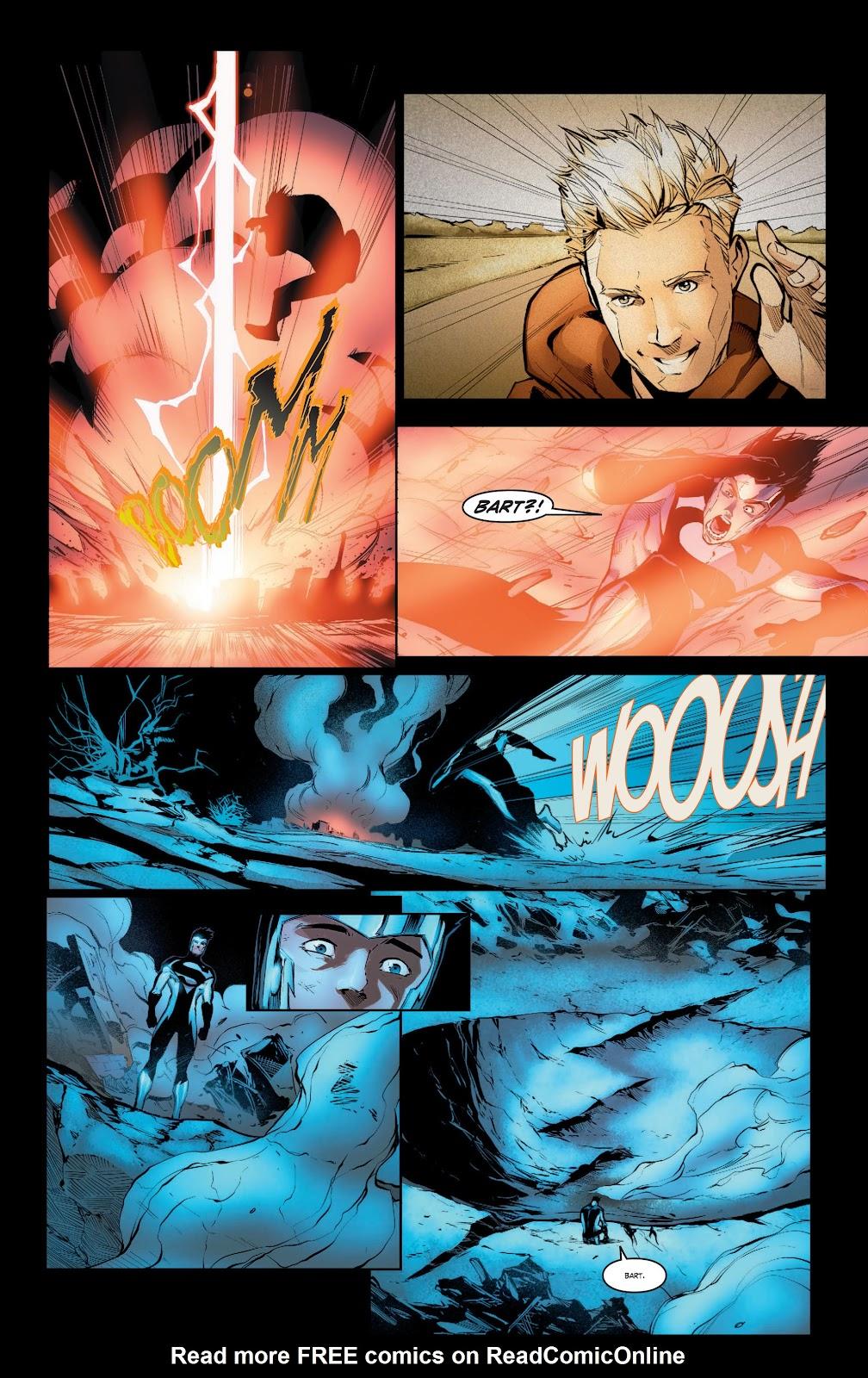 Read online Smallville Season 11 [II] comic -  Issue # TPB 3 - 117