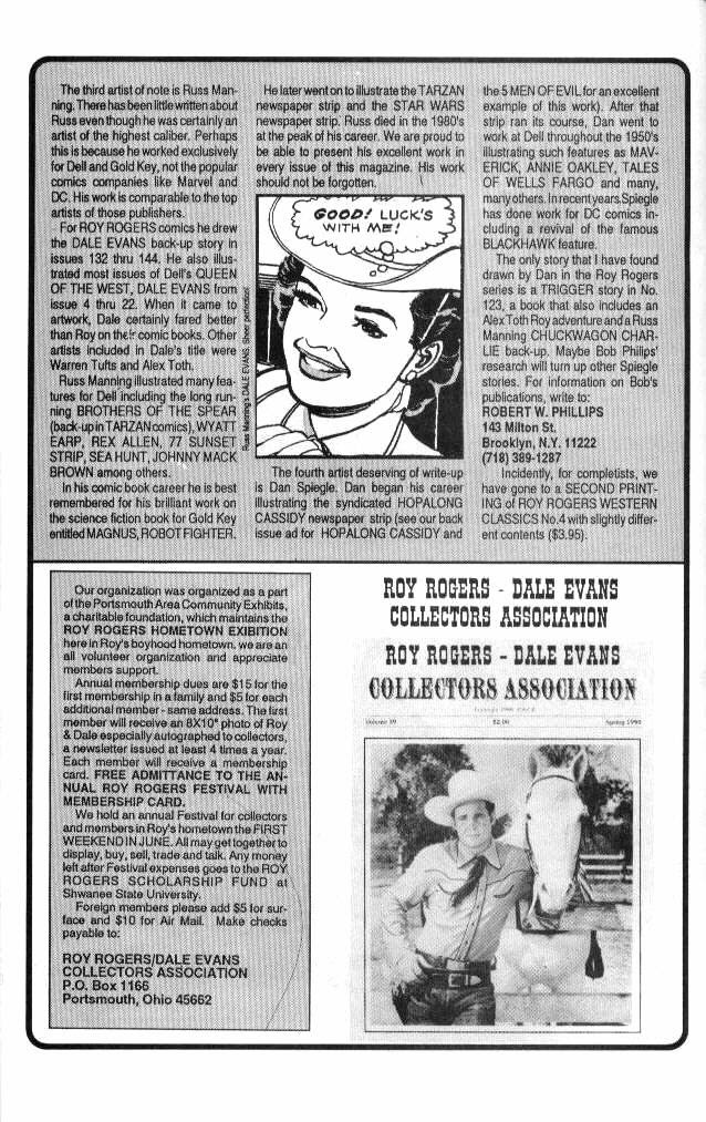 Read online Roy Rogers comic -  Issue #5 - 23