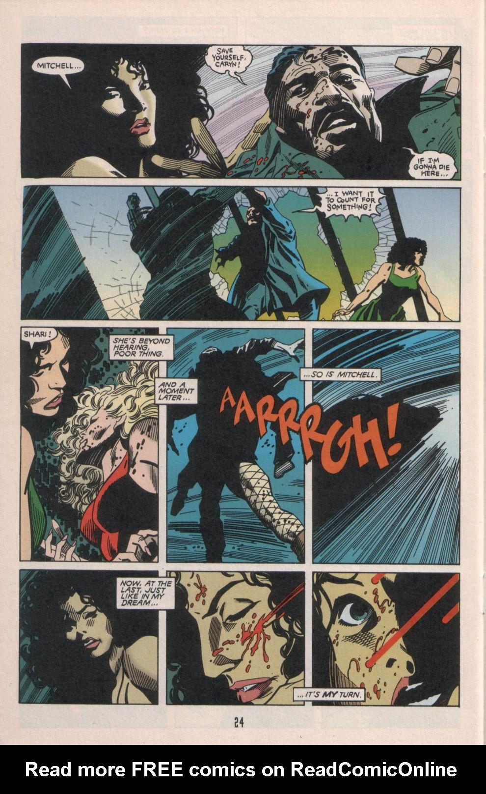 Read online Aliens/Predator: The Deadliest of the Species comic -  Issue #1 - 25