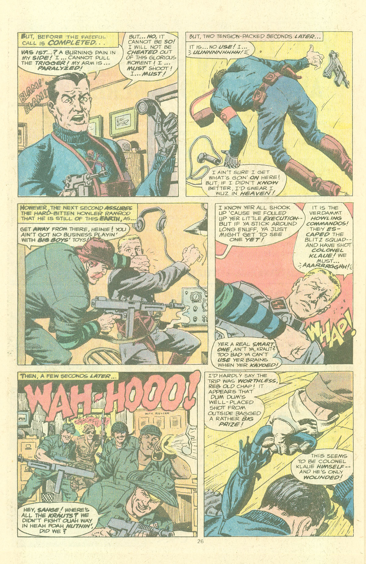 Read online Sgt. Fury comic -  Issue #143 - 28