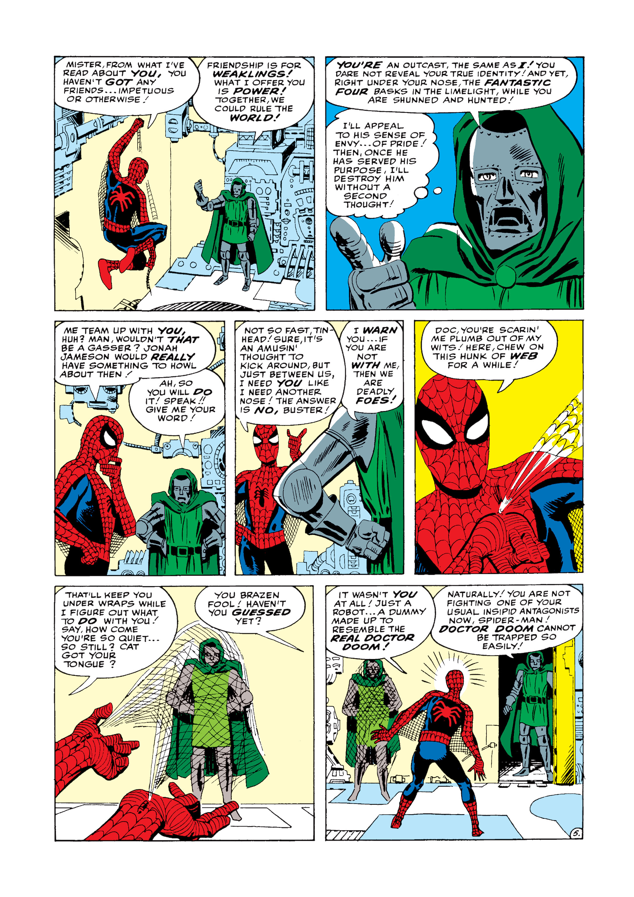The Amazing Spider-Man (1963) 5 Page 5