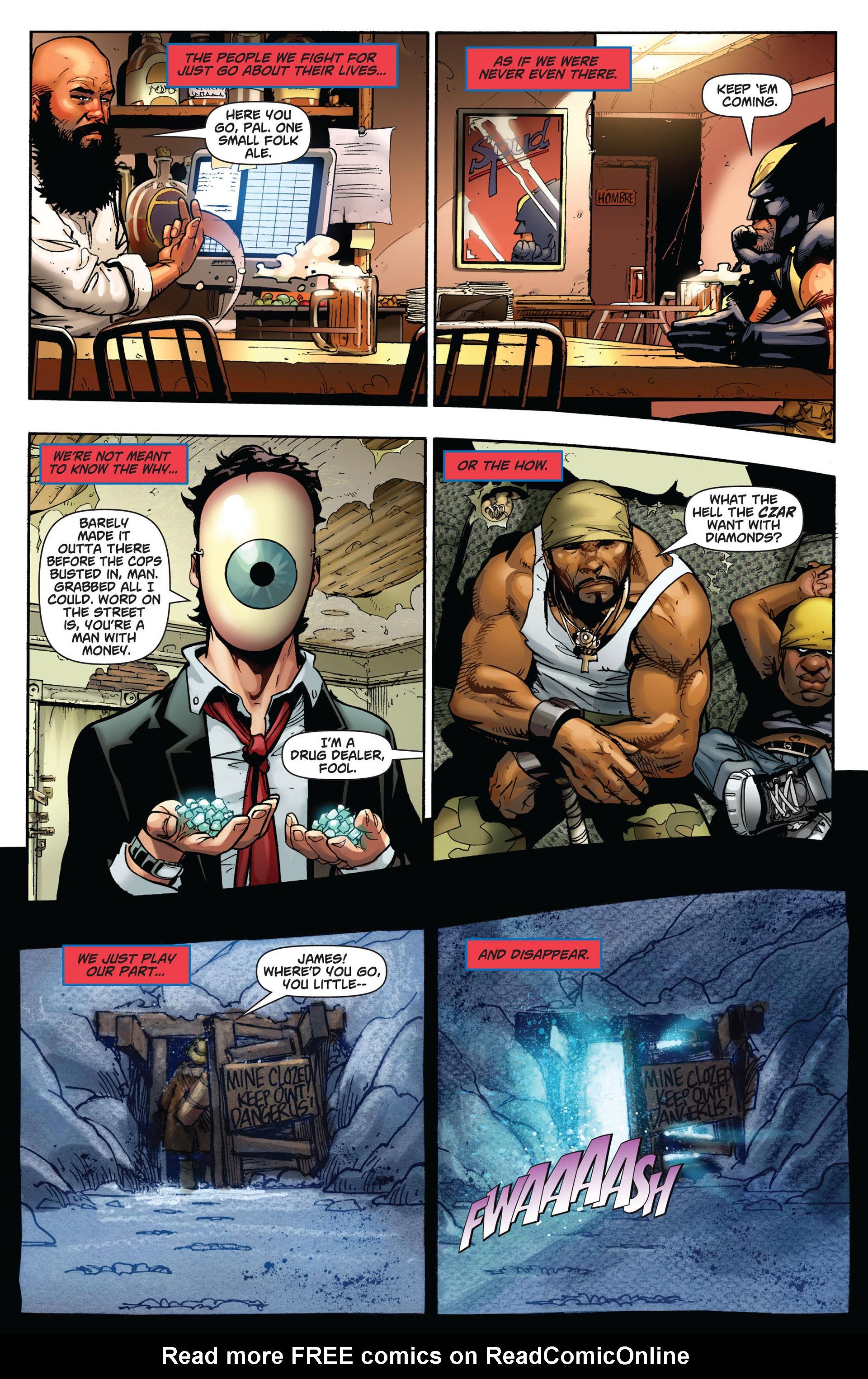 Read online Astonishing Spider-Man & Wolverine comic -  Issue #6 - 20