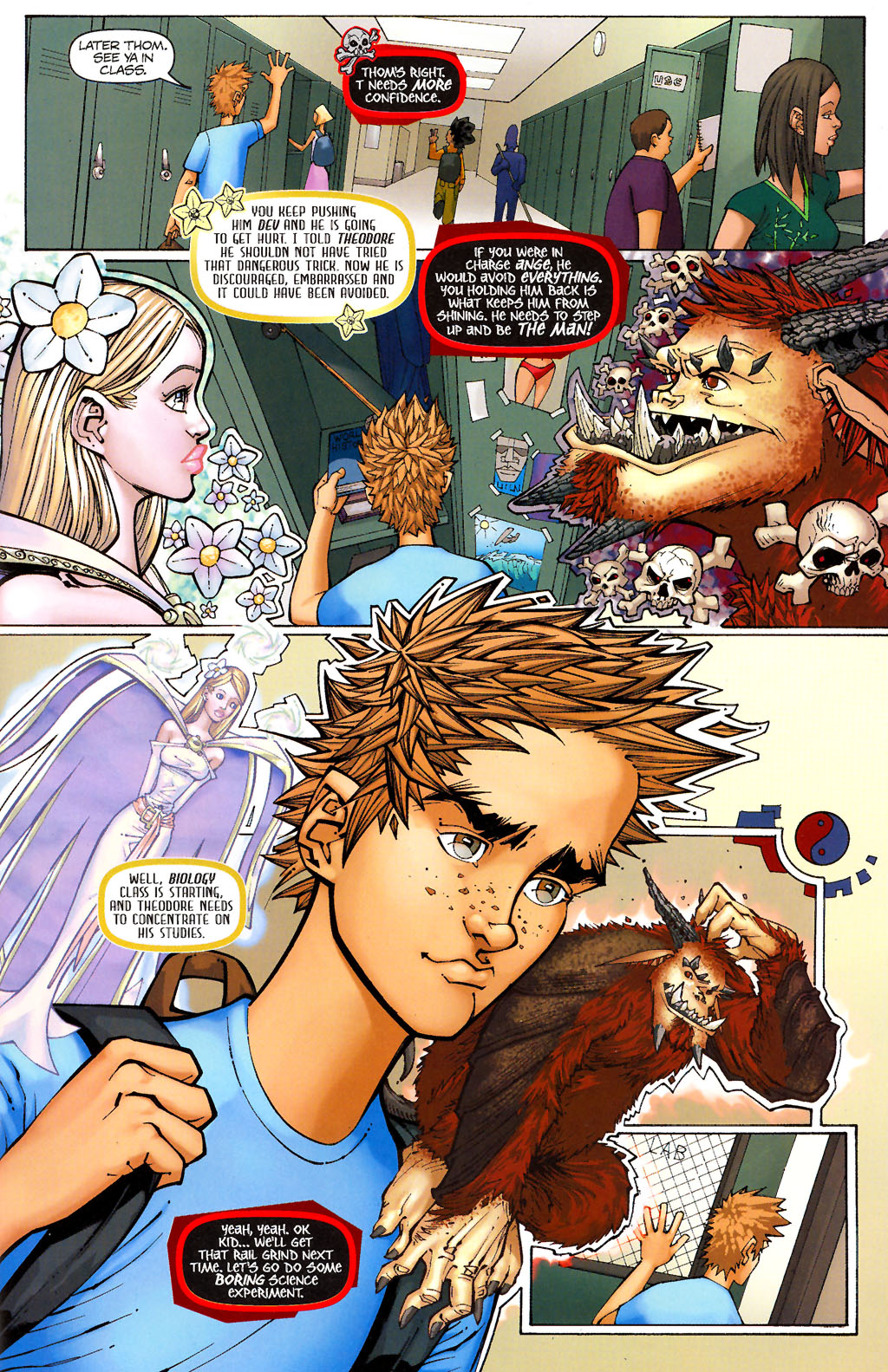 Read online Shrugged (2006) comic -  Issue #1 - 9
