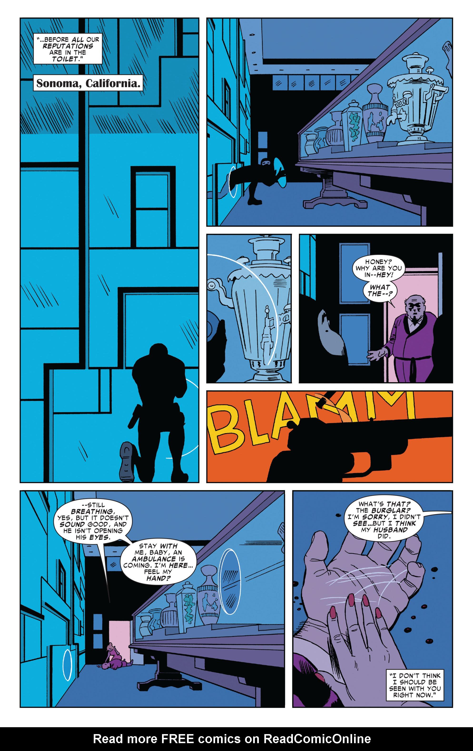 Read online Amazing Spider-Man Presents: Black Cat comic -  Issue #1 - 12