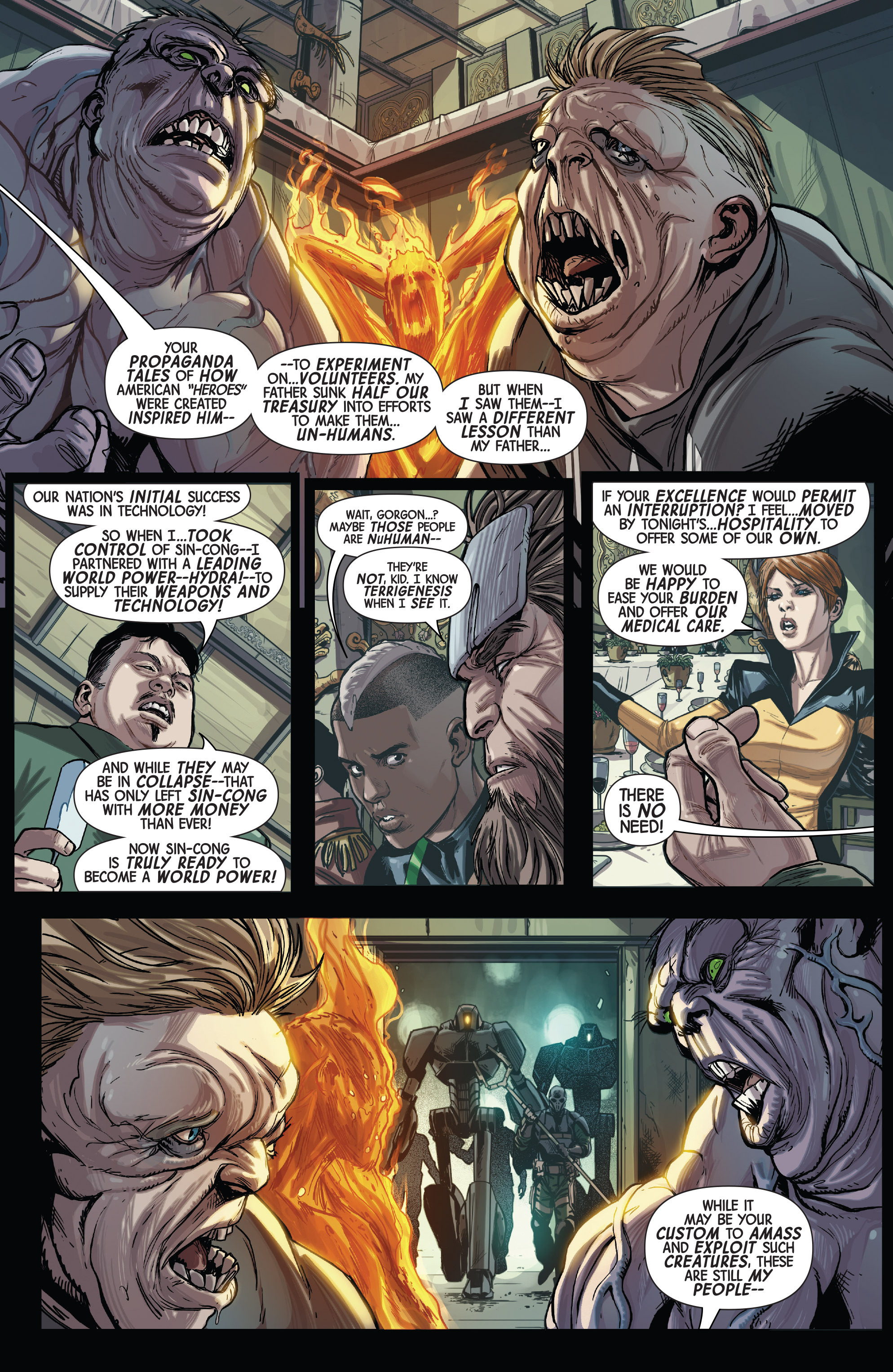 Read online All-New Inhumans comic -  Issue #2 - 12