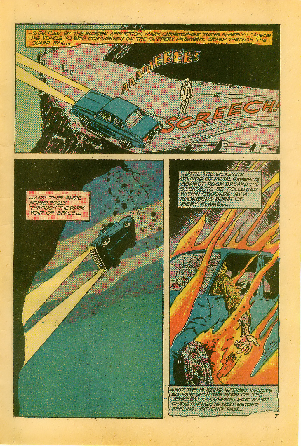 Weird Mystery Tales issue 7 - Page 11