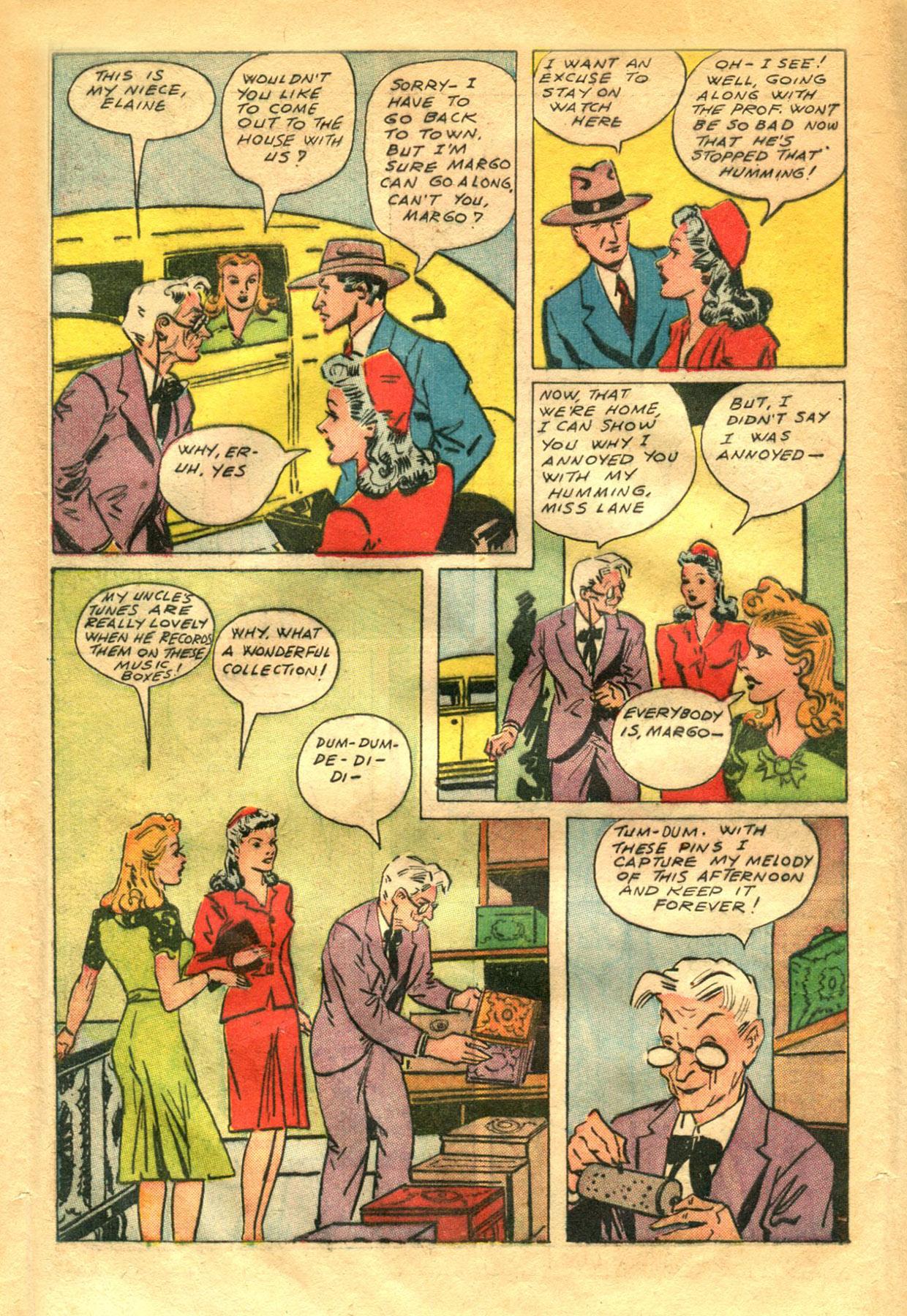 Read online Shadow Comics comic -  Issue #48 - 38