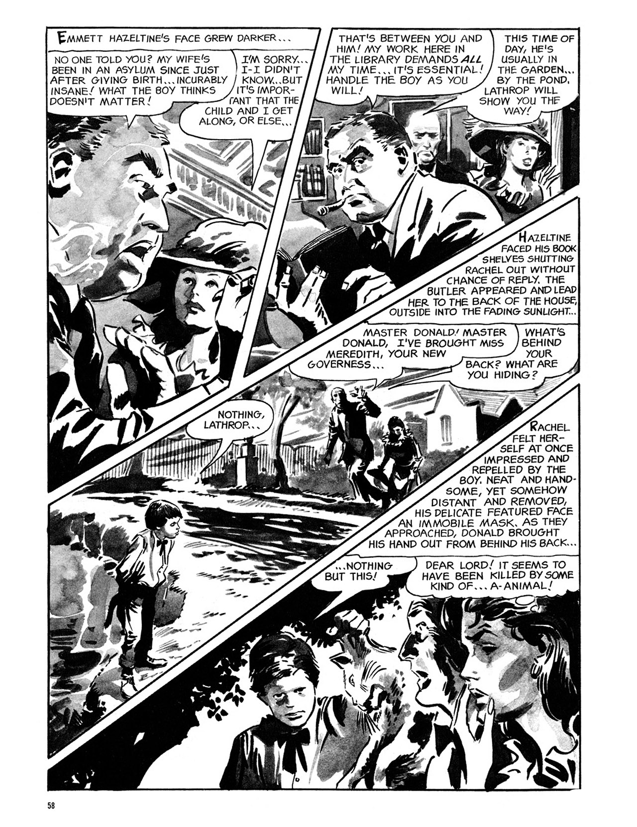 Read online Eerie Archives comic -  Issue # TPB 2 - 59