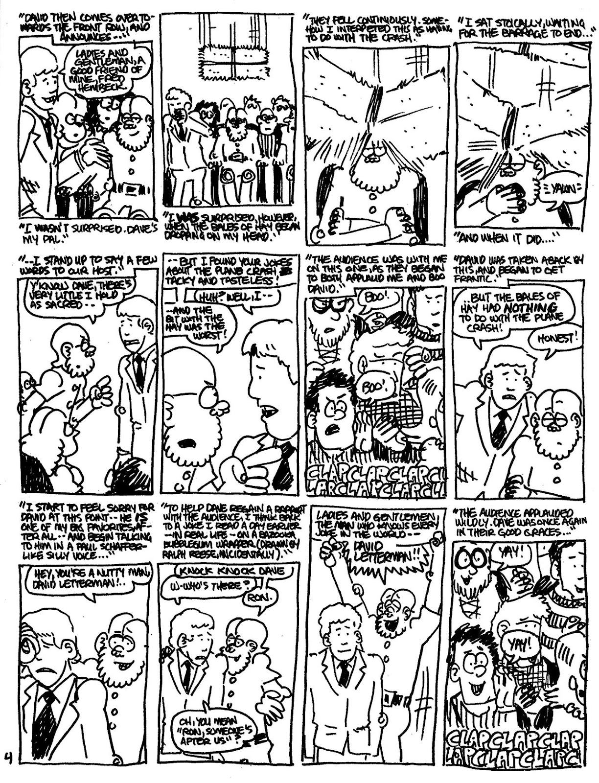 Read online The Nearly Complete Essential Hembeck Archives Omnibus comic -  Issue # TPB (Part 5) - 94