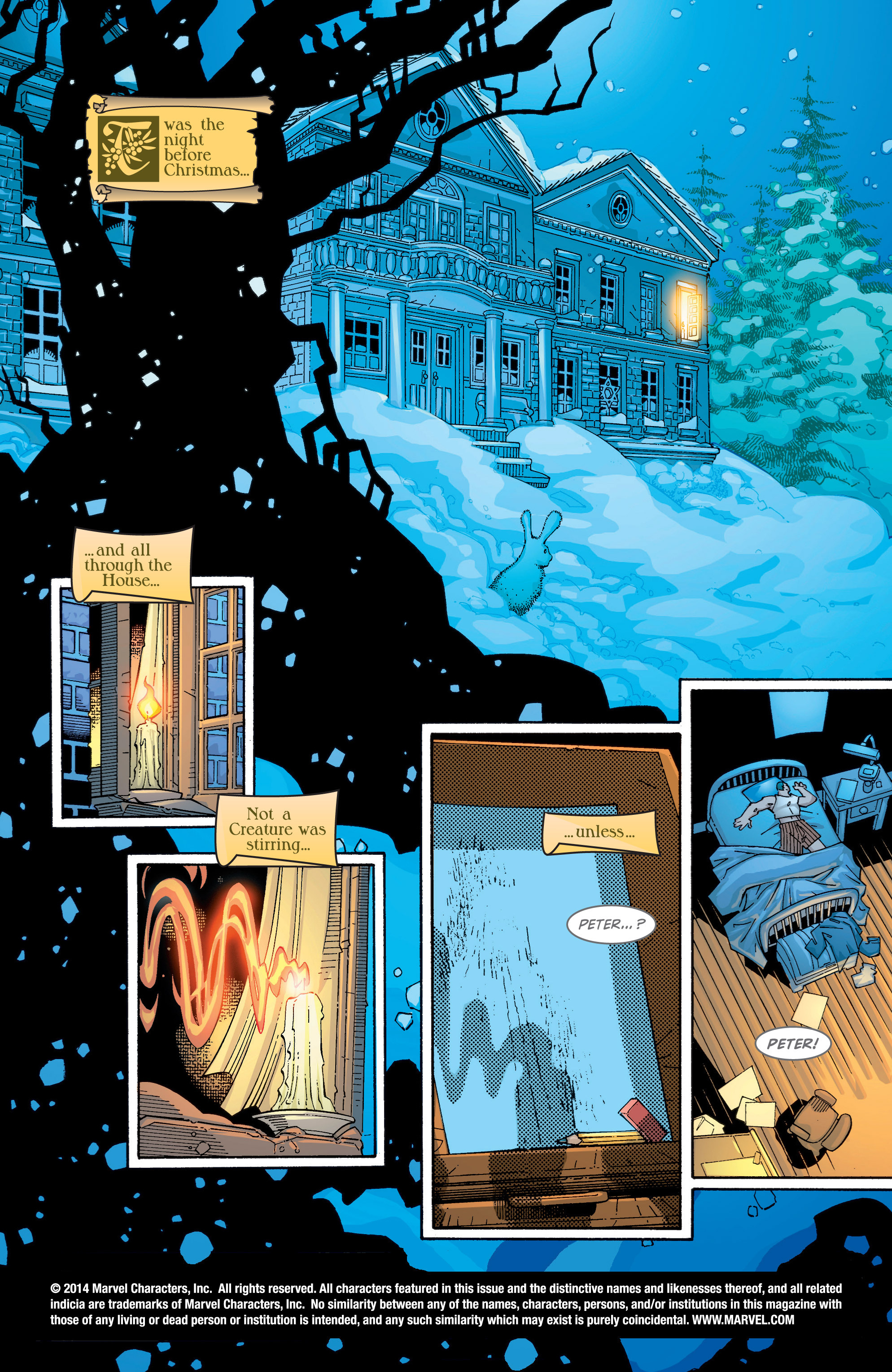 Read online Uncanny X-Men (1963) comic -  Issue #365 - 2