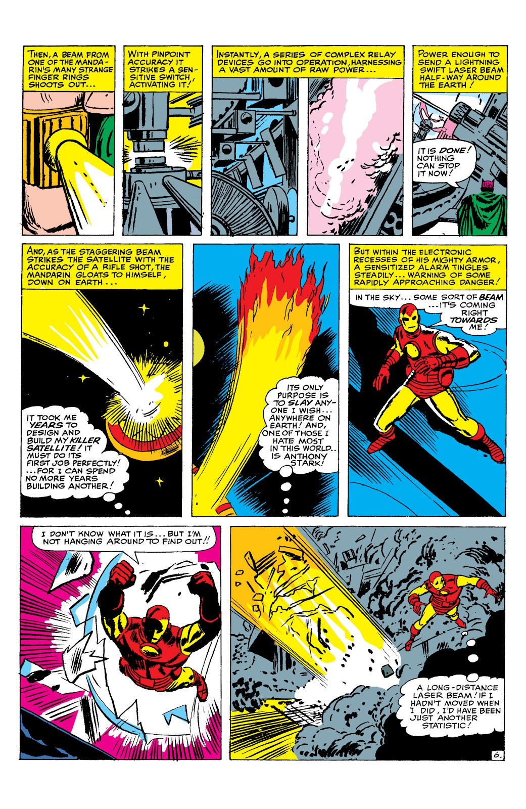 Read online Marvel Masterworks: The Invincible Iron Man comic -  Issue # TPB 2 (Part 2) - 77