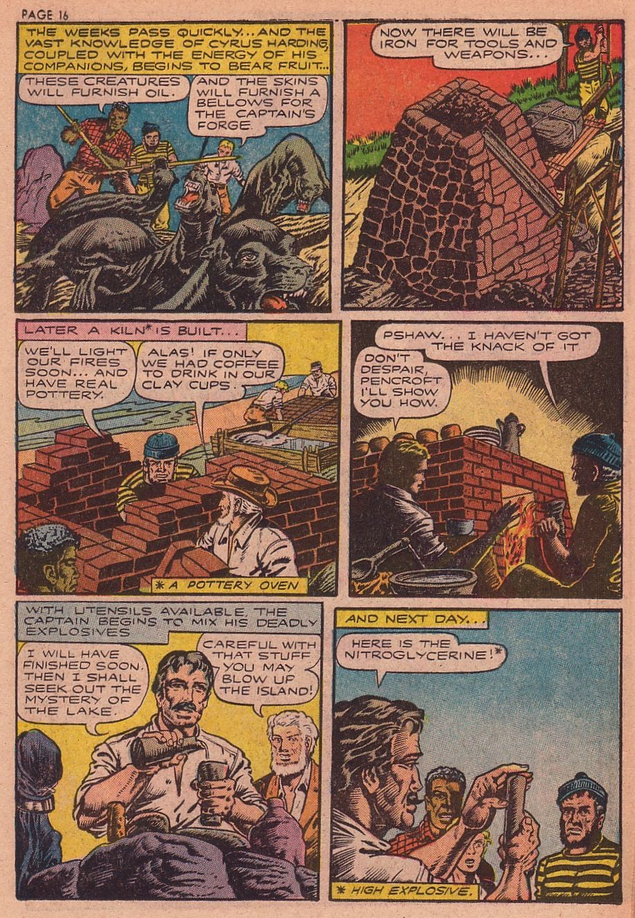 Classics Illustrated issue 34 - Page 15