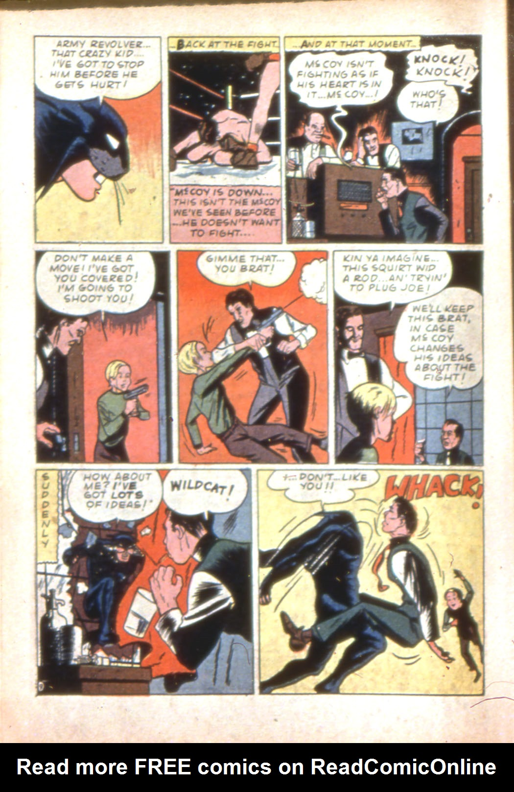 Read online Sensation (Mystery) Comics comic -  Issue #7 - 64