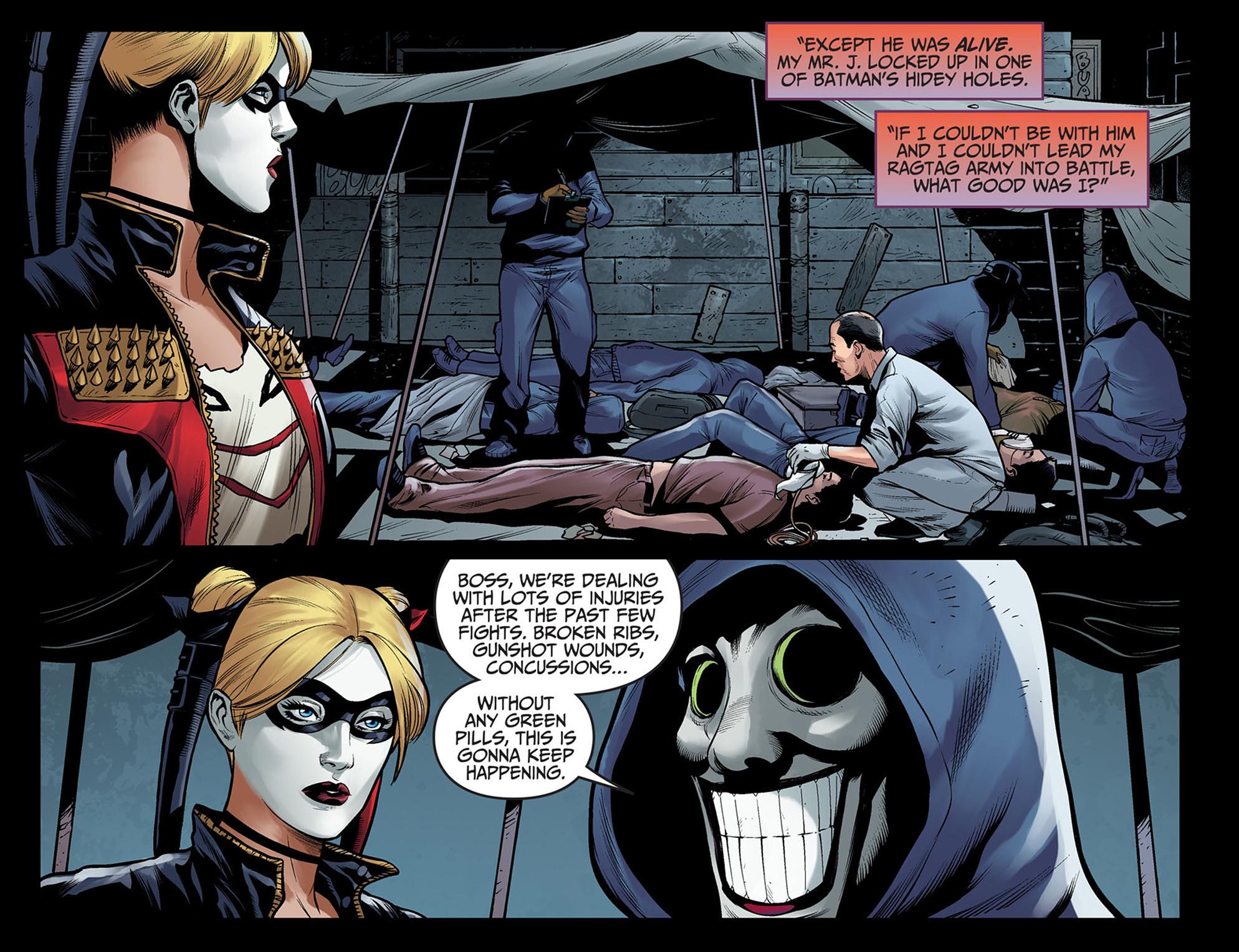 Read online Injustice: Ground Zero comic -  Issue #7 - 6