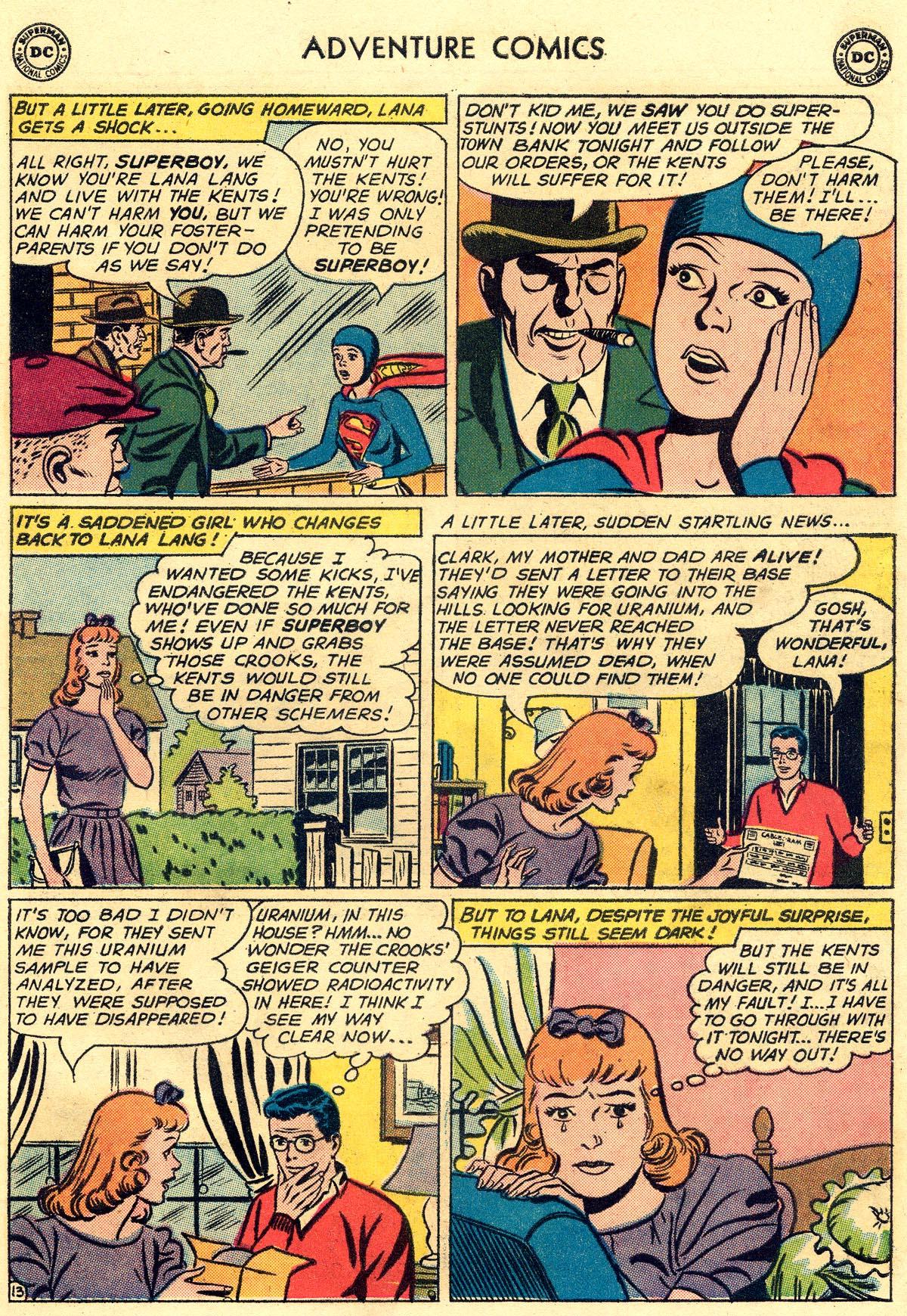 Read online Adventure Comics (1938) comic -  Issue #297 - 15