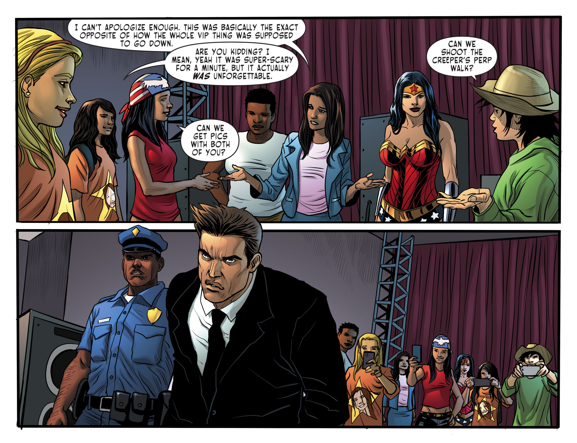 Read online Sensation Comics Featuring Wonder Woman comic -  Issue #30 - 21