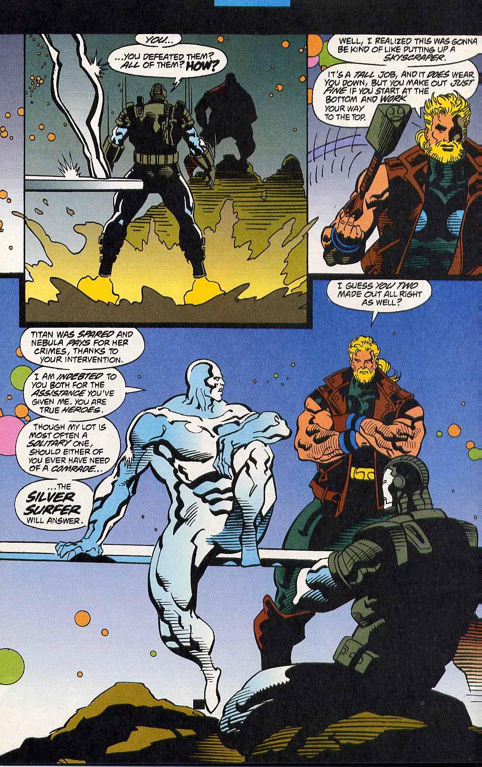 Read online Secret Defenders comic -  Issue #10 - 22