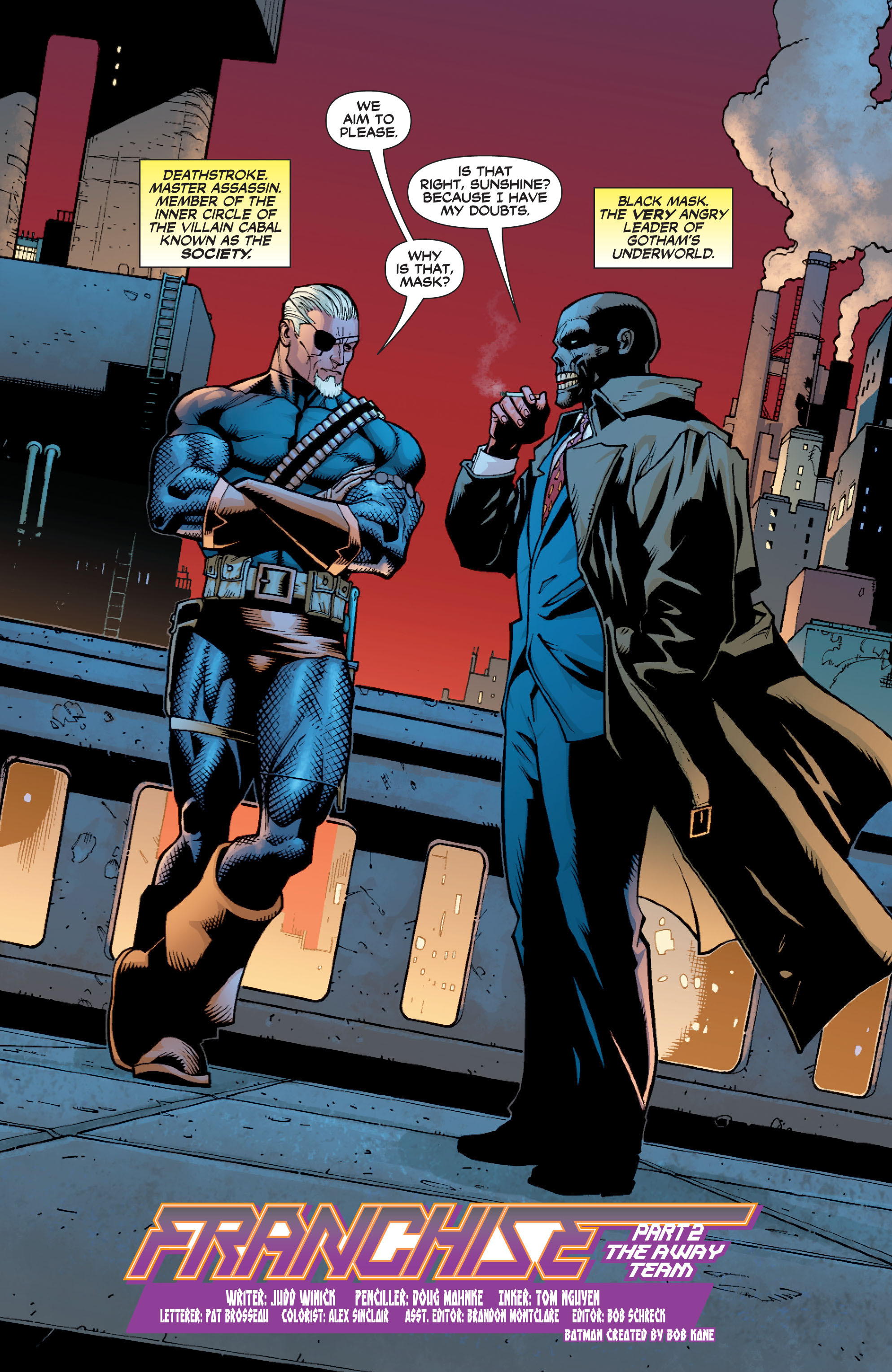Read online Batman: Under The Red Hood comic -  Issue # Full - 225