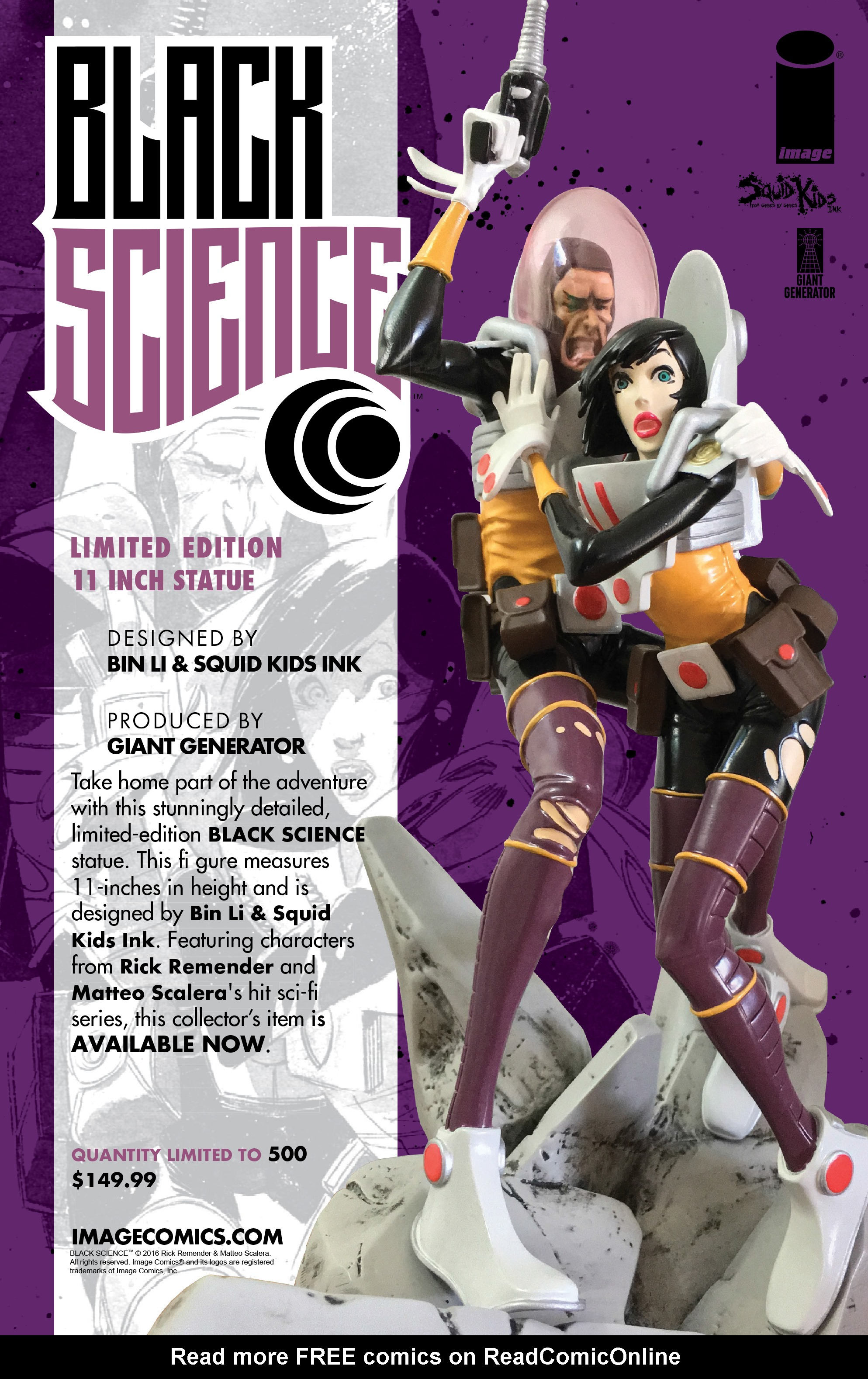 Read online Black Science comic -  Issue #30 - 27