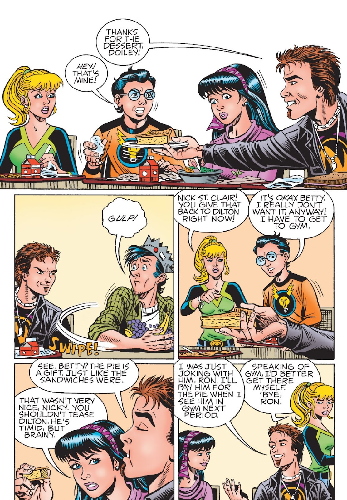 Read online Archie's New Look Series comic -  Issue #1 - 43